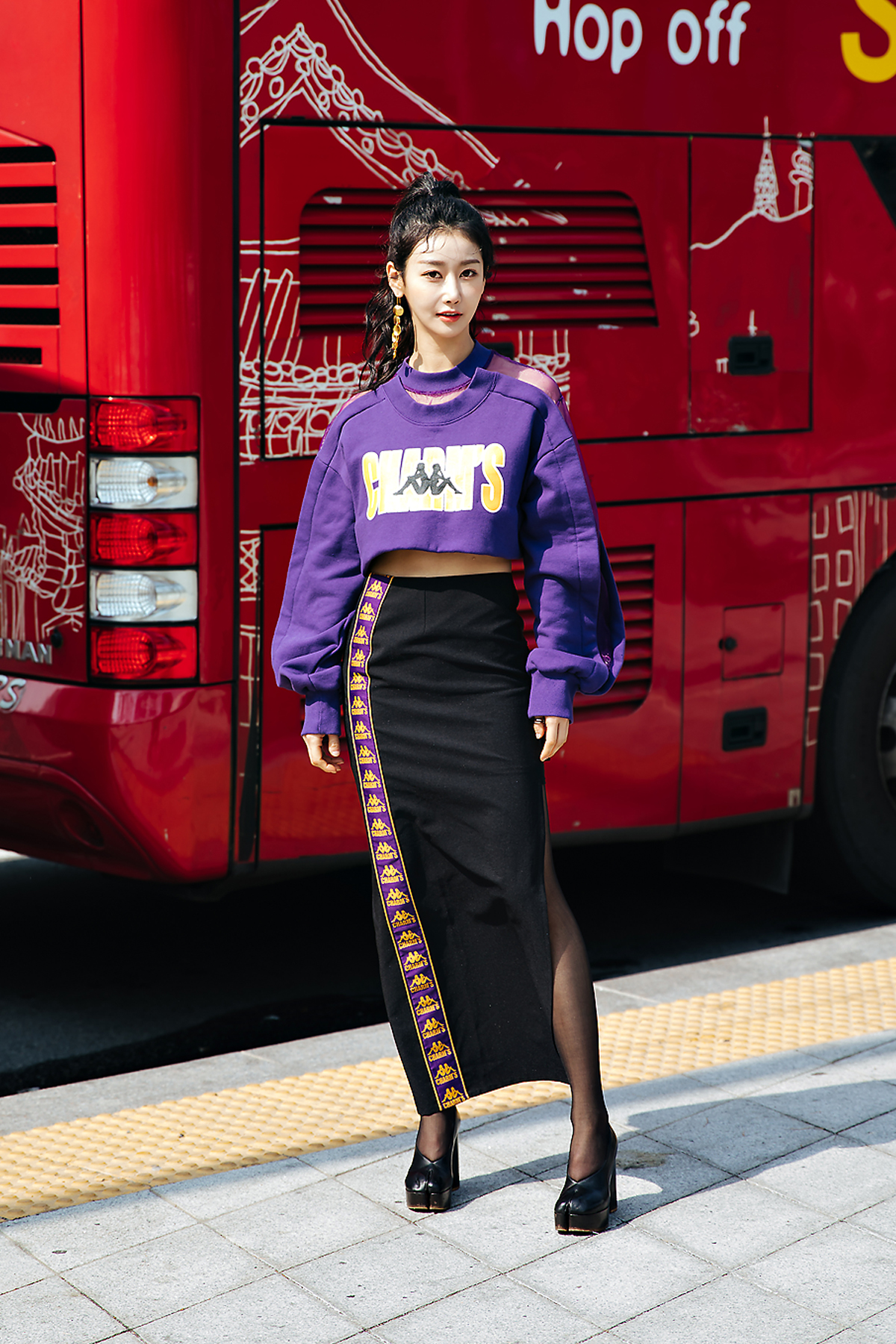 SEOUL FASHION WEEK STREETWEAR WOMENS 2018FW