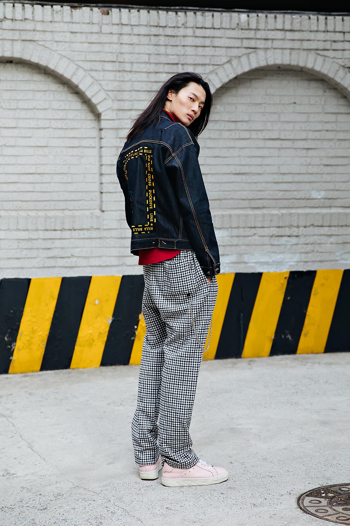 Kim Sungchan, Street style men spring 2018 inseoul