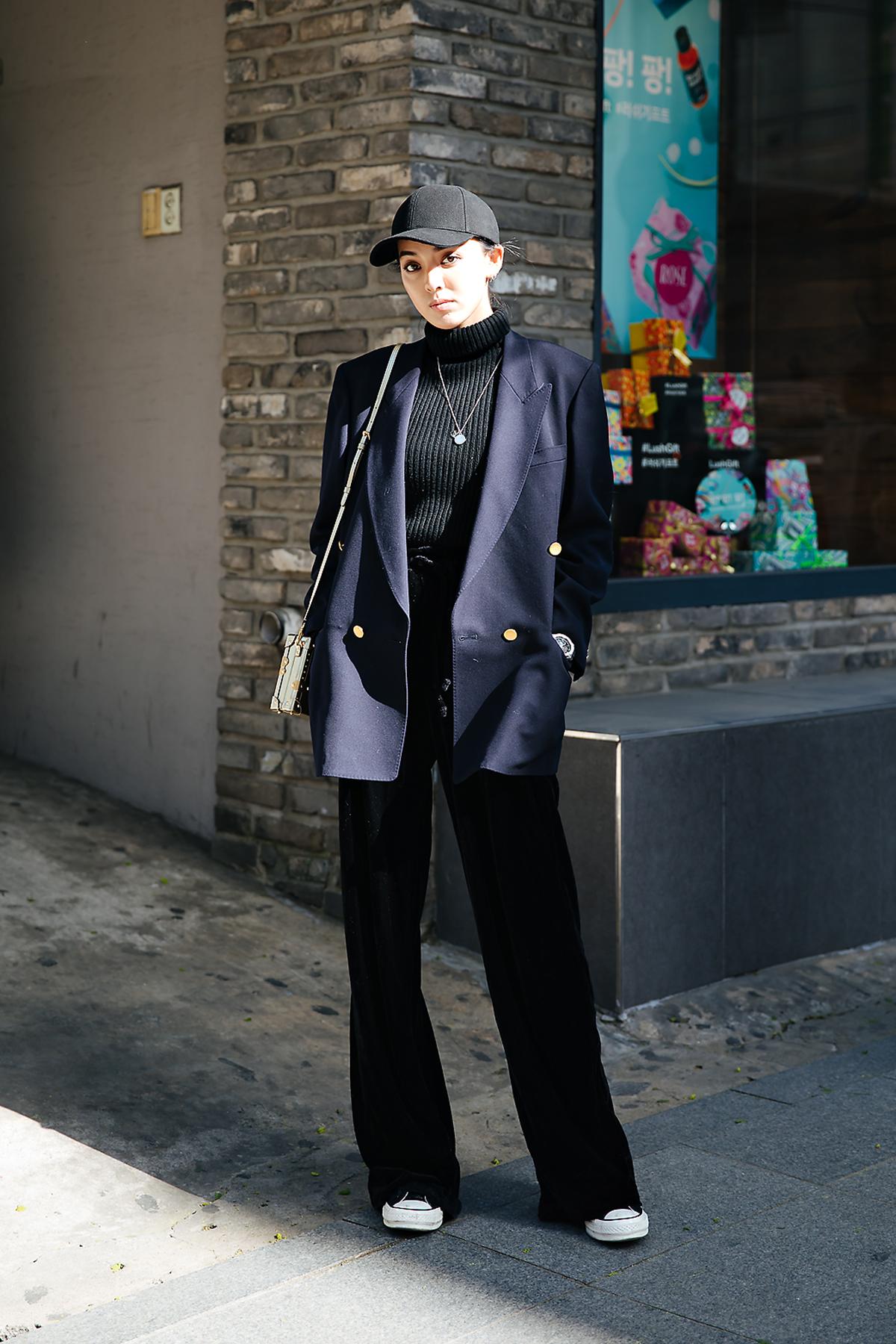 Kiwi Lee, Street style women spring 2018 in seoul