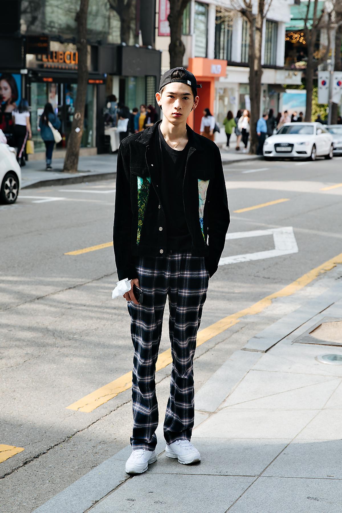 Lee Hyunseok, Street style men spring 2018 inseoul