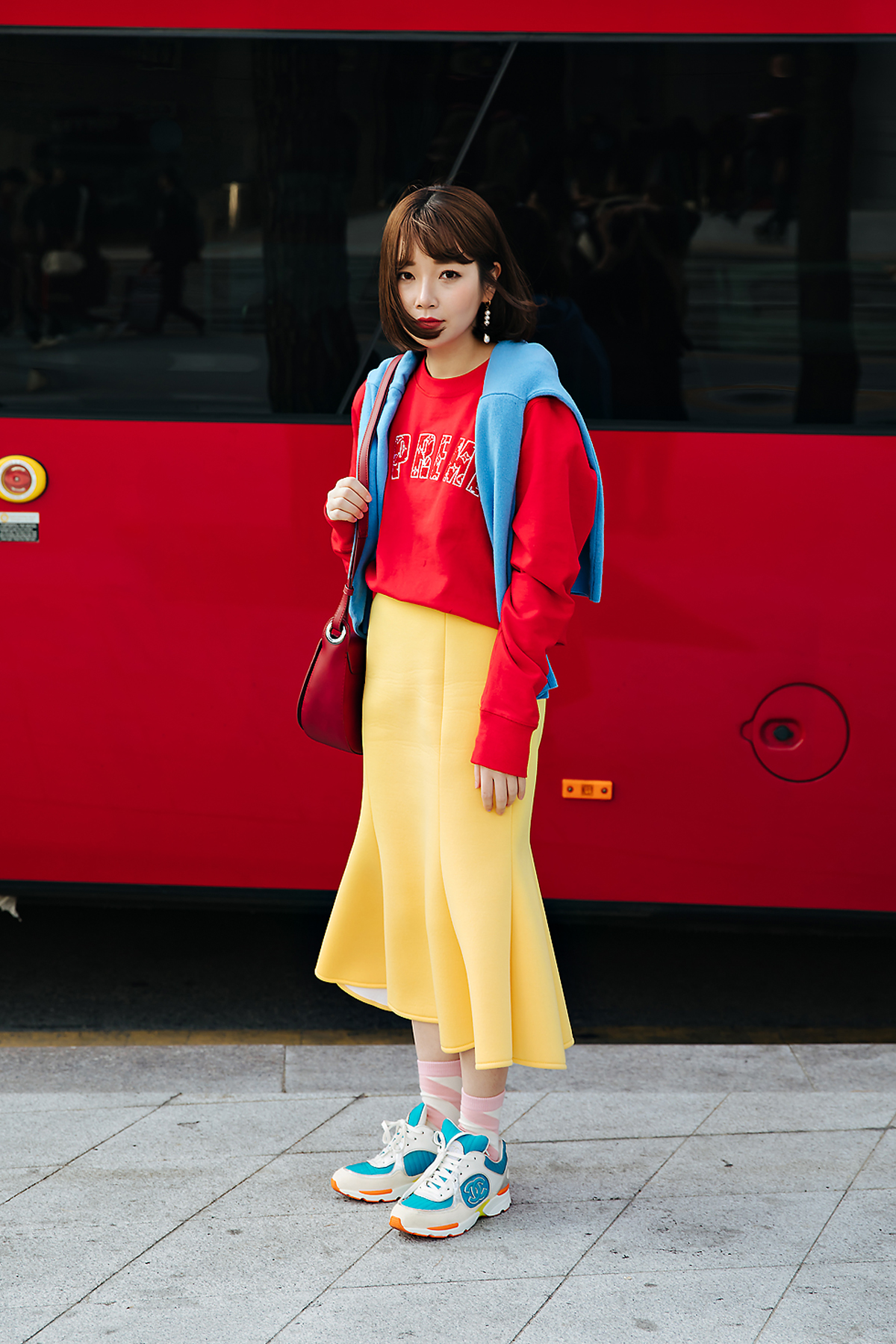 Lee Juhee, SEOUL FASHION WEEK STREETWEAR WOMENS 2018FW