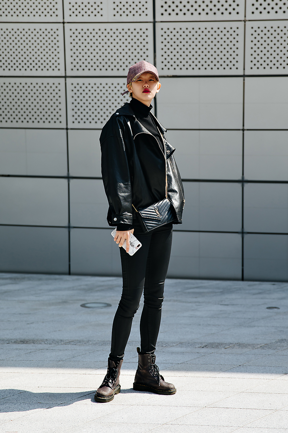 Lee Roeun, SEOUL FASHION WEEK STREETWEAR WOMENS 2018FW