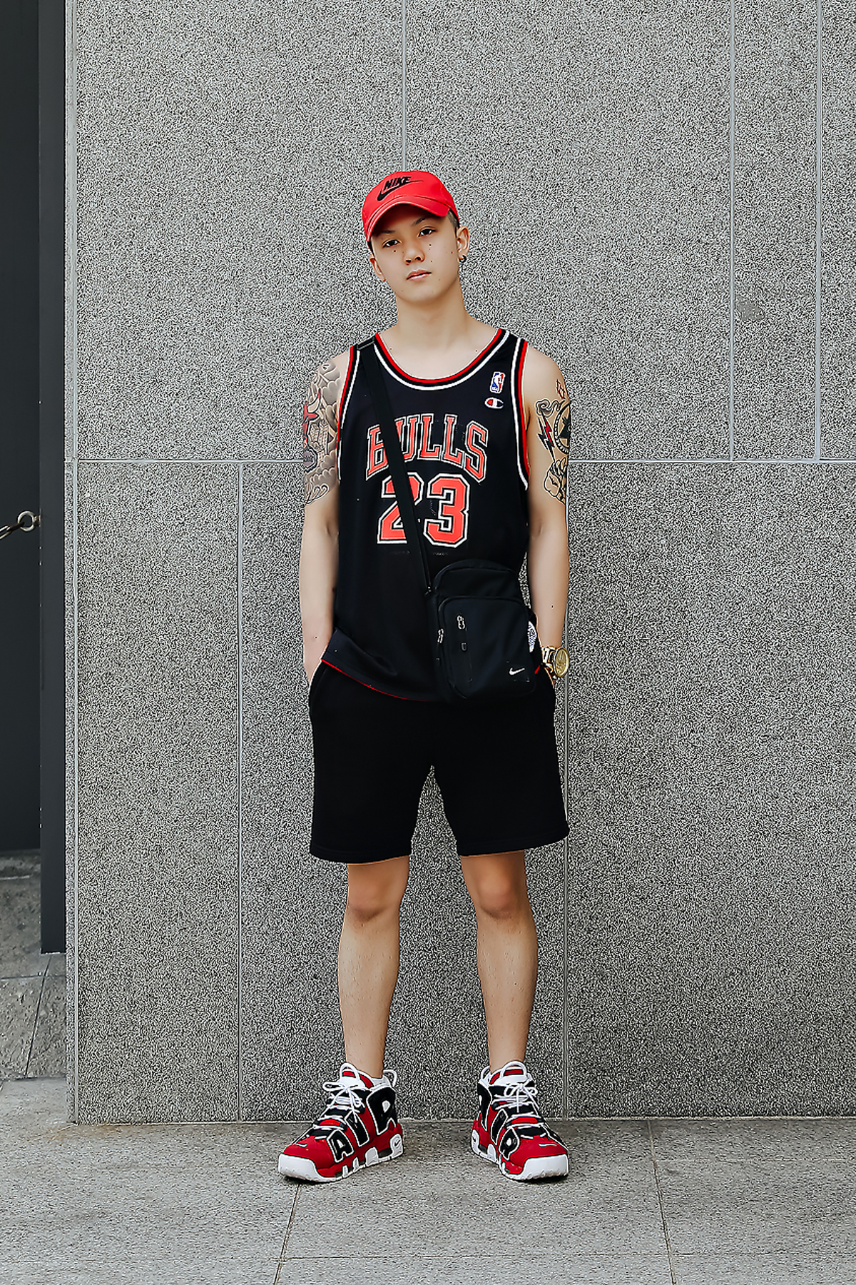 Masaki, Street style men spring 2018 inseoul