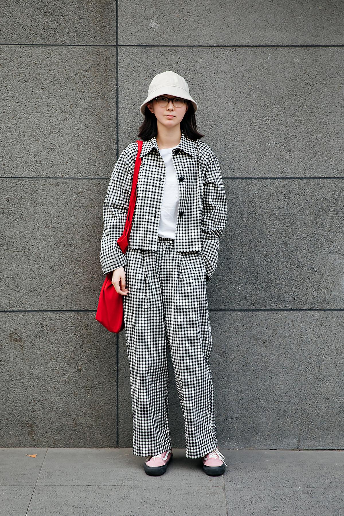Park Hyojin, Street style women spring 2018 in seoul