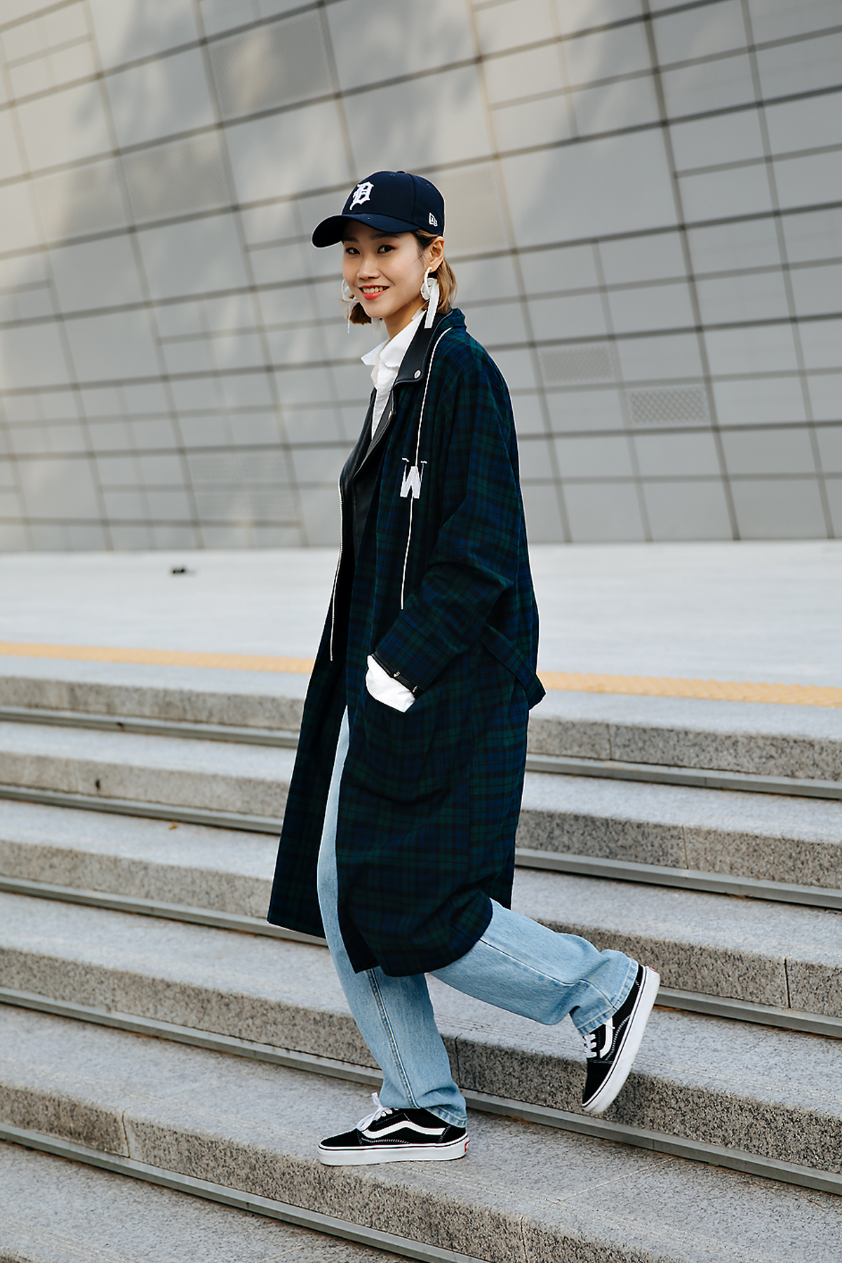Park Jiae, SEOUL FASHION WEEK STREETWEAR WOMENS 2018FW