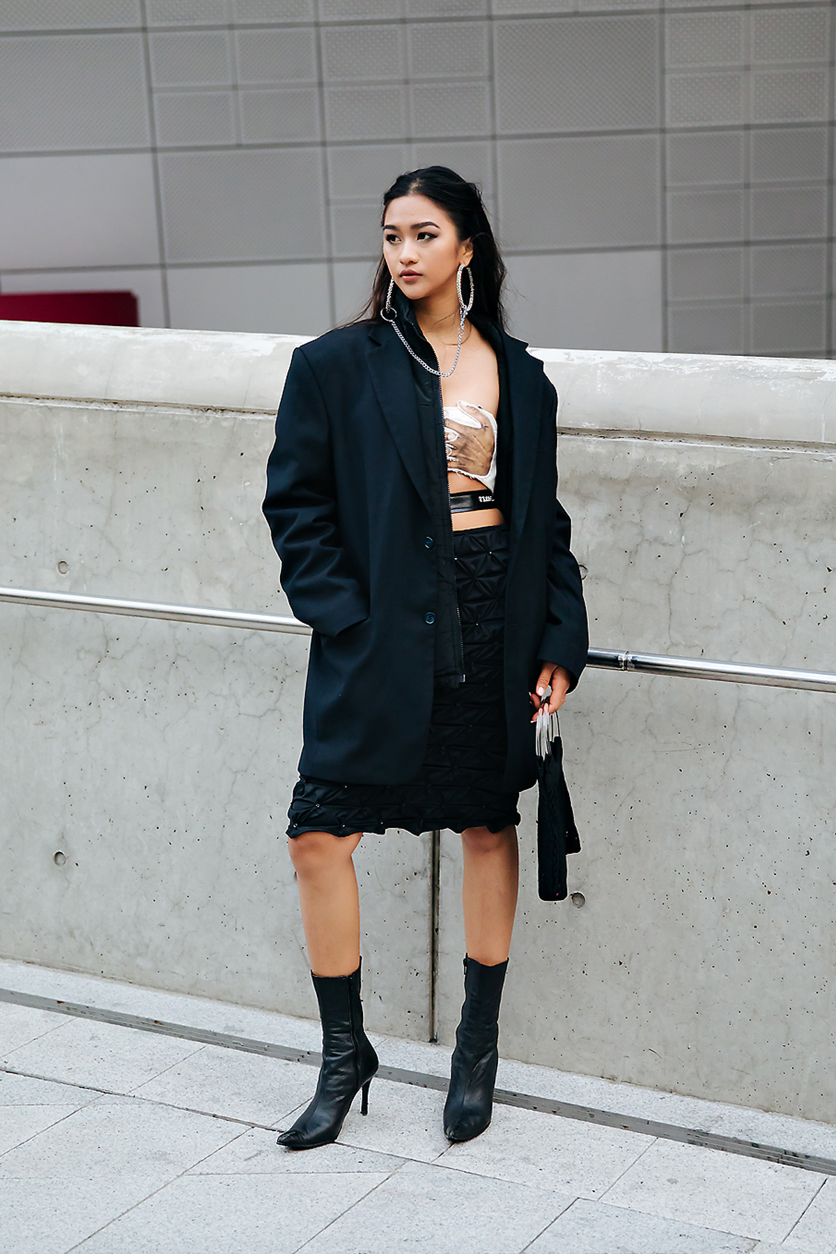 warassaya, SEOUL FASHION WEEK STREETWEAR WOMENS 2018FW
