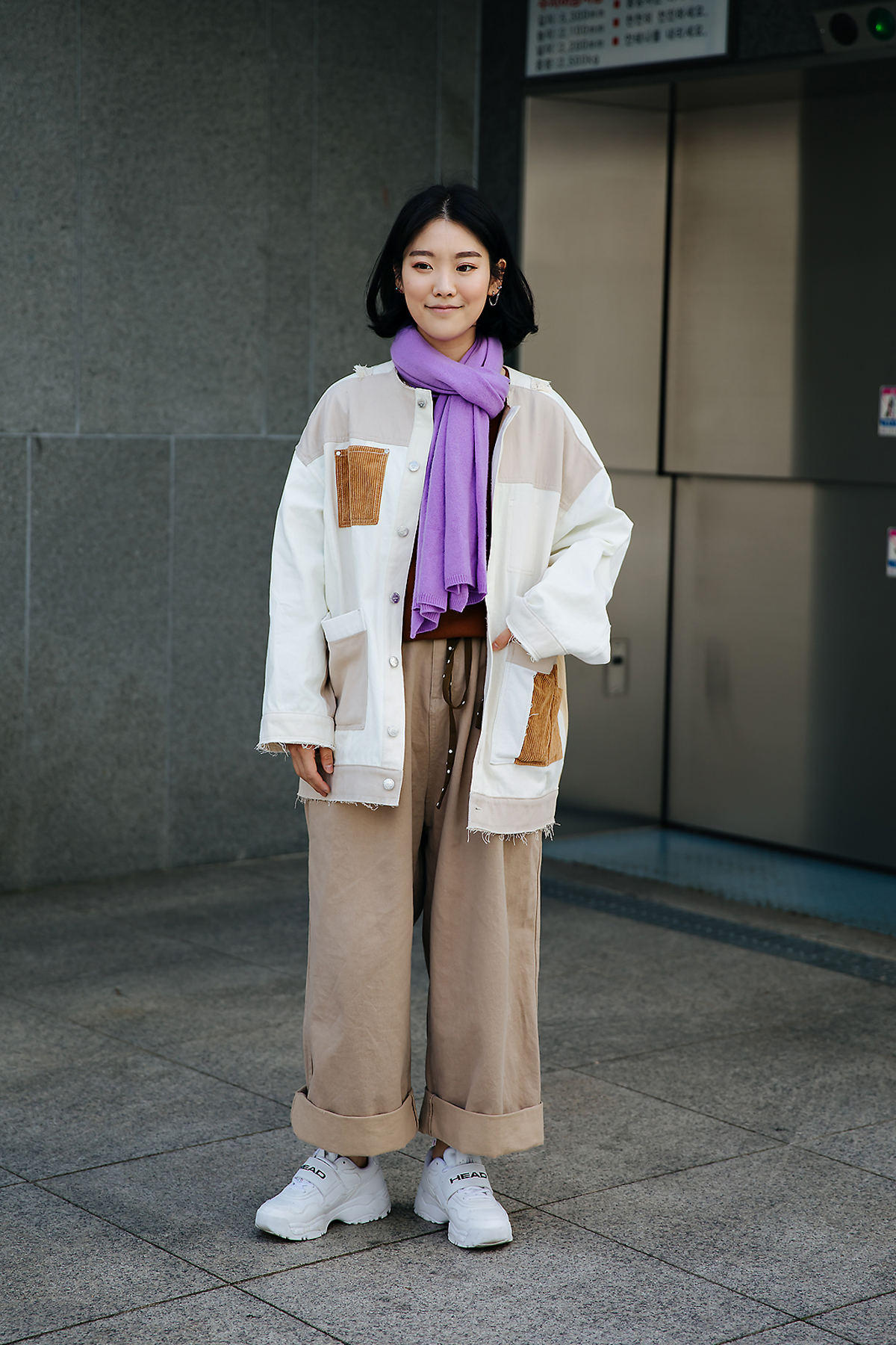 Yang Heejae, Street style women spring 2018 in seoul