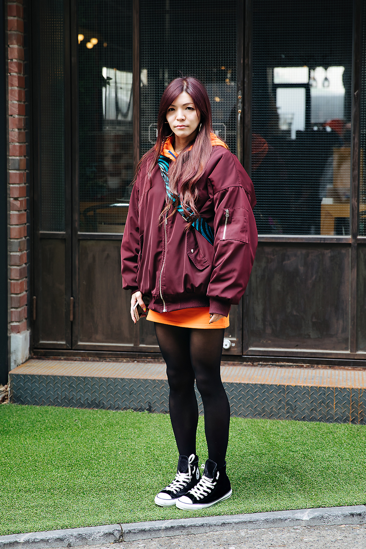 Yuu, Street style women spring 2018 in seoul