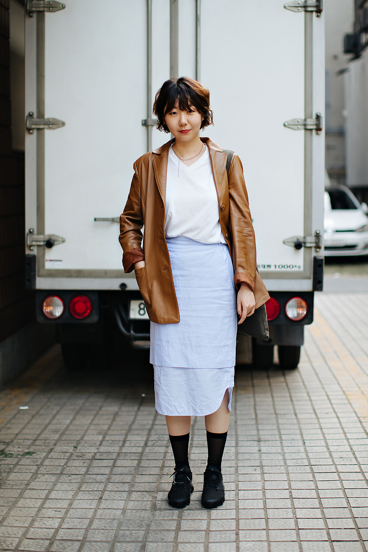 An Hyeeun, Street style women spring 2018 in seoul