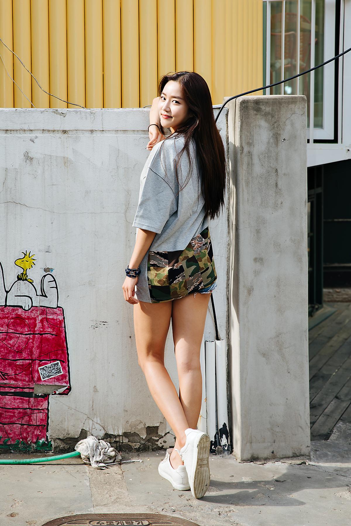 Eva, Street style women spring 2018 in seoul