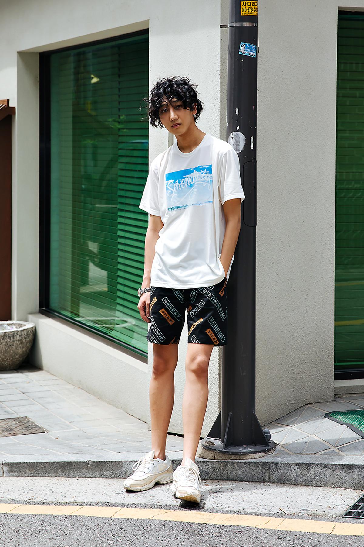 Jang Gun, Street style men spring 2018 inseoul