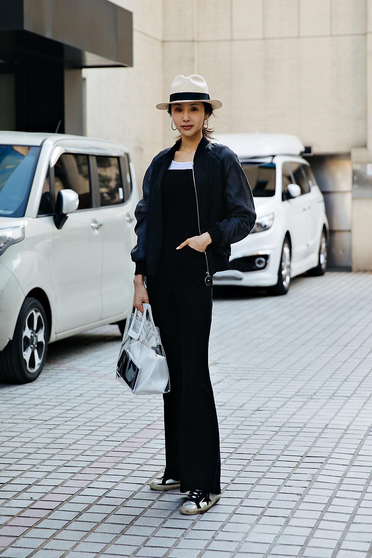 Kim Narae, Street style women spring 2018 in seoul