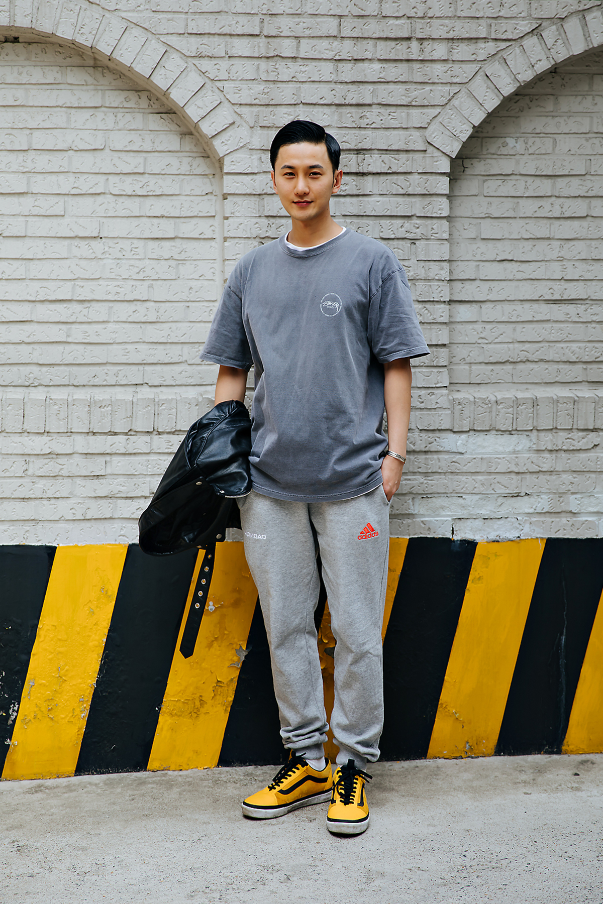 Lee Dokyung, Street style men spring 2018 in seoul