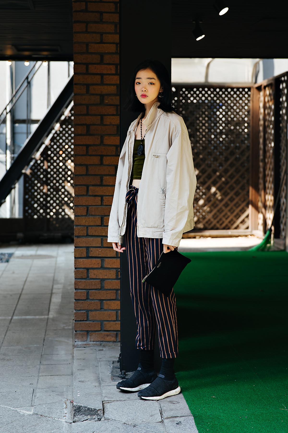 Mei yue, Street style women spring 2018 in seoul