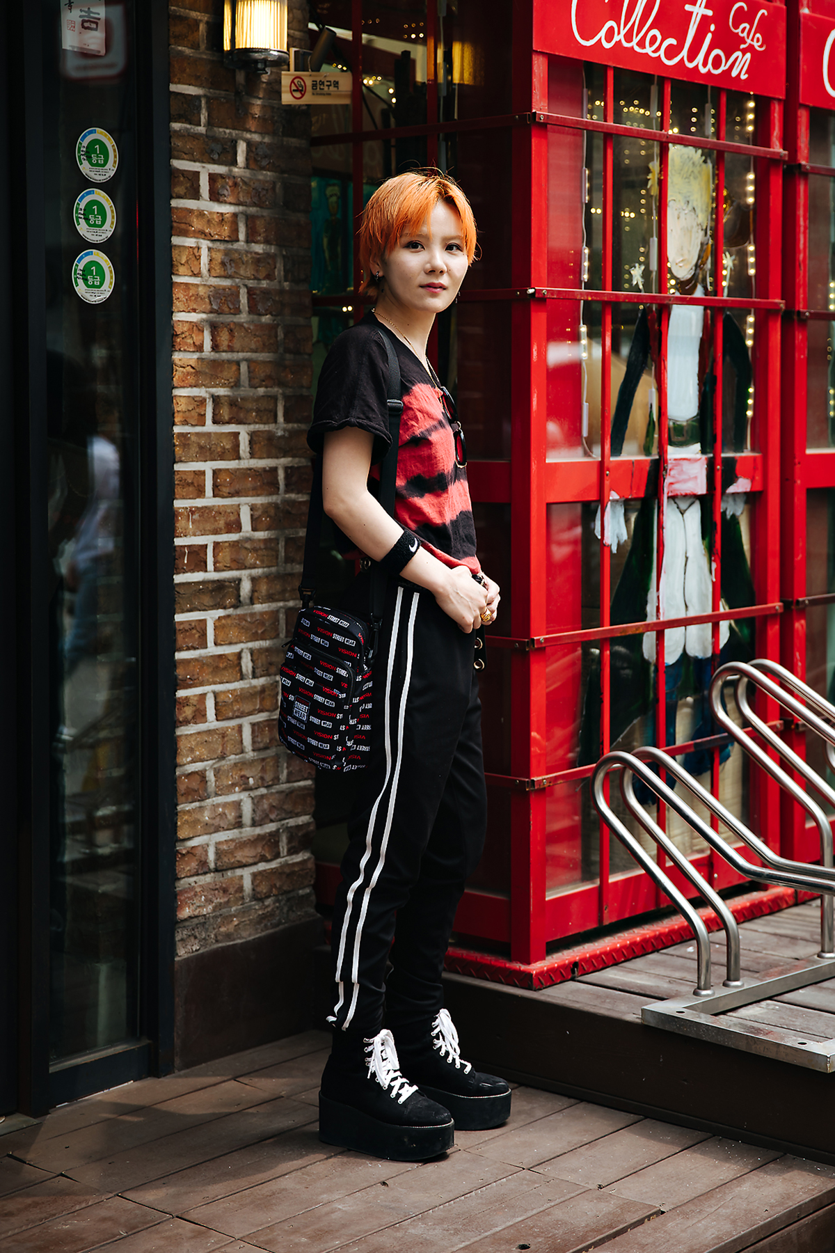 Mia, Street style women spring 2018 in seoul