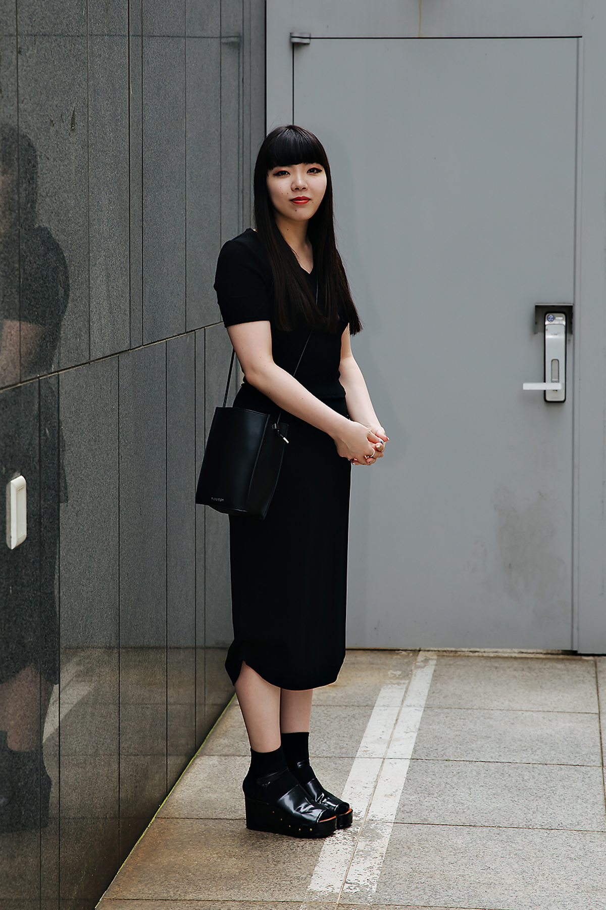 Misa, Street style women spring 2018 in seoul