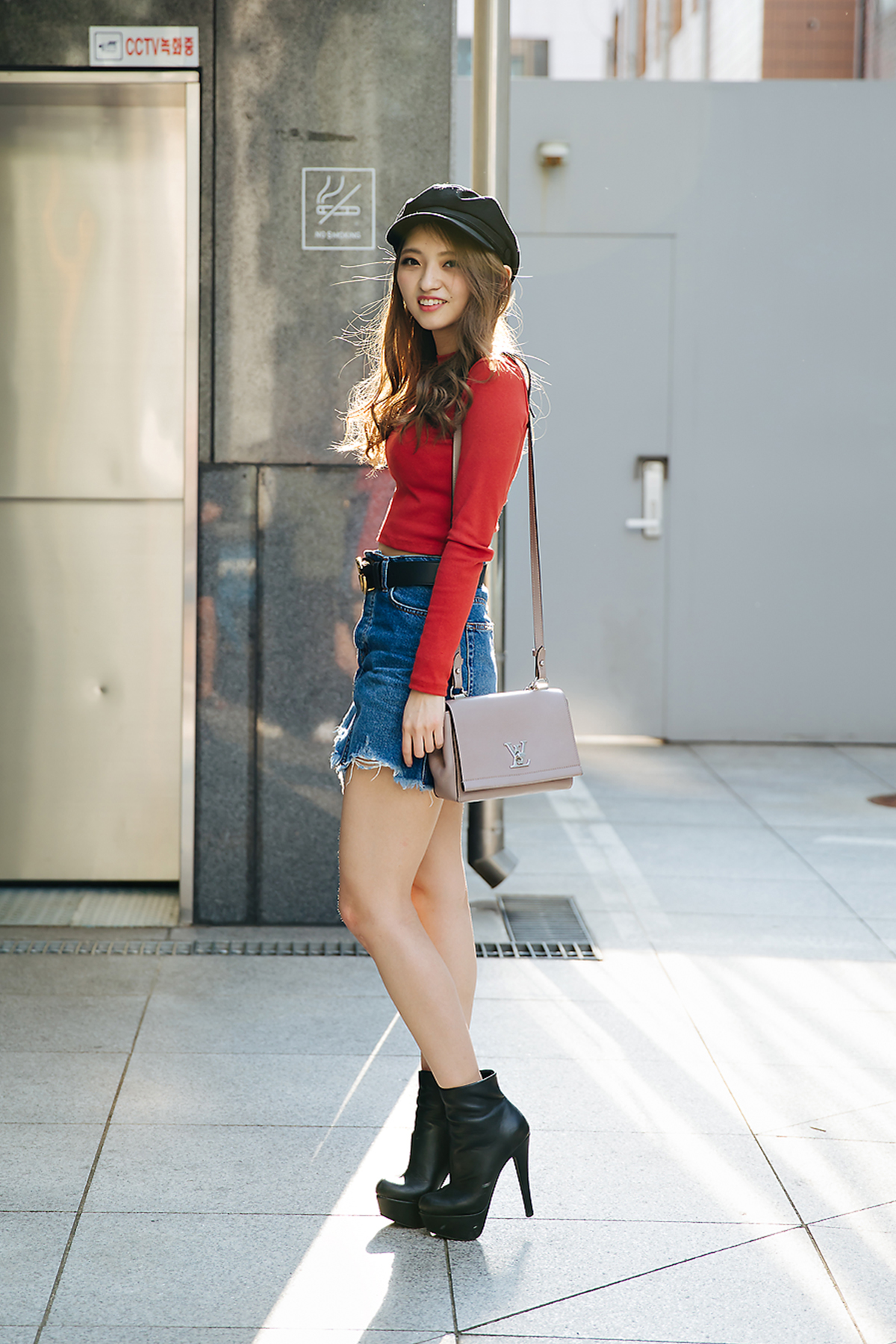 Nakamuta mei, Street style women spring 2018 in seoul