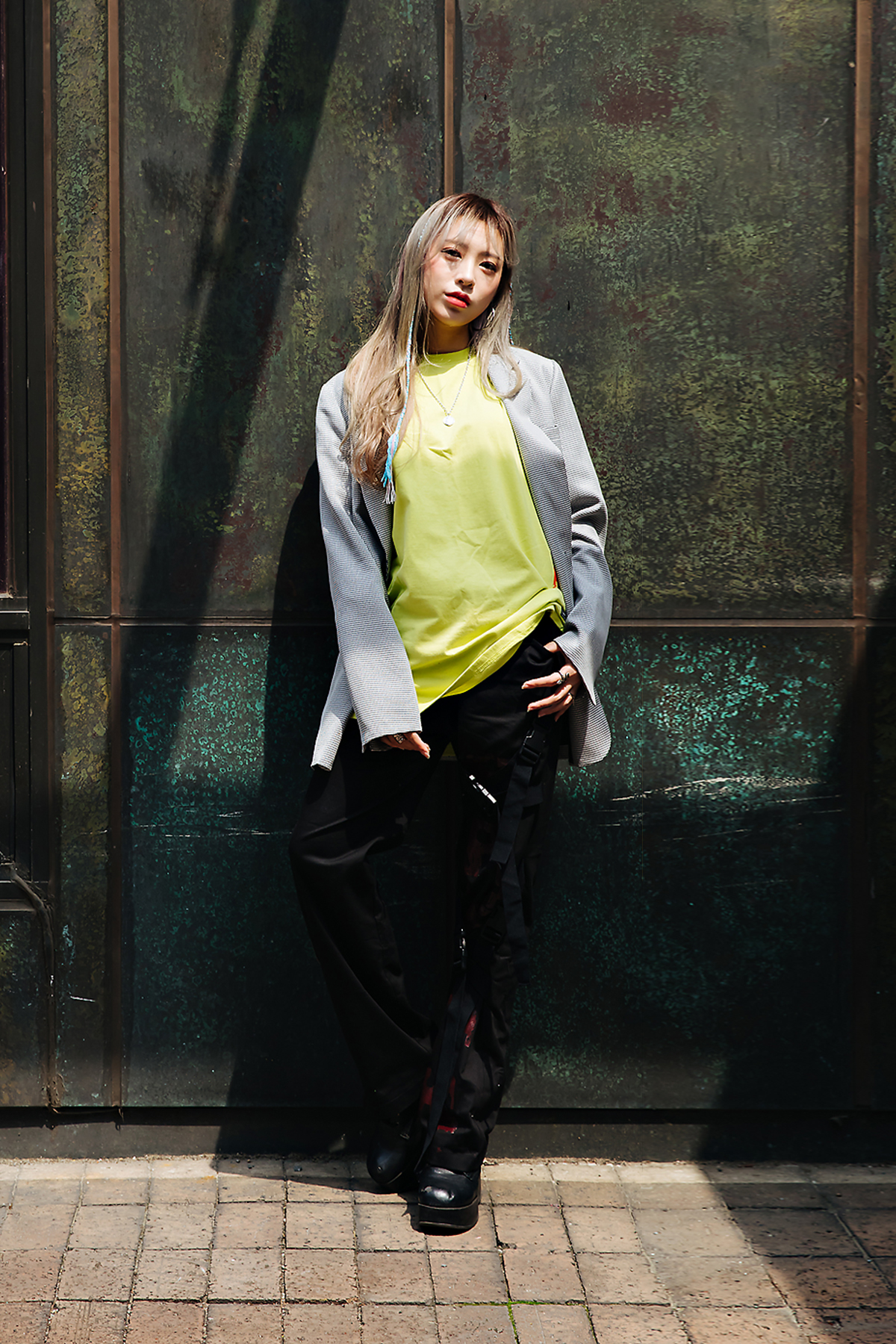Ryu Kyunga, Street style women spring 2018 in seoul