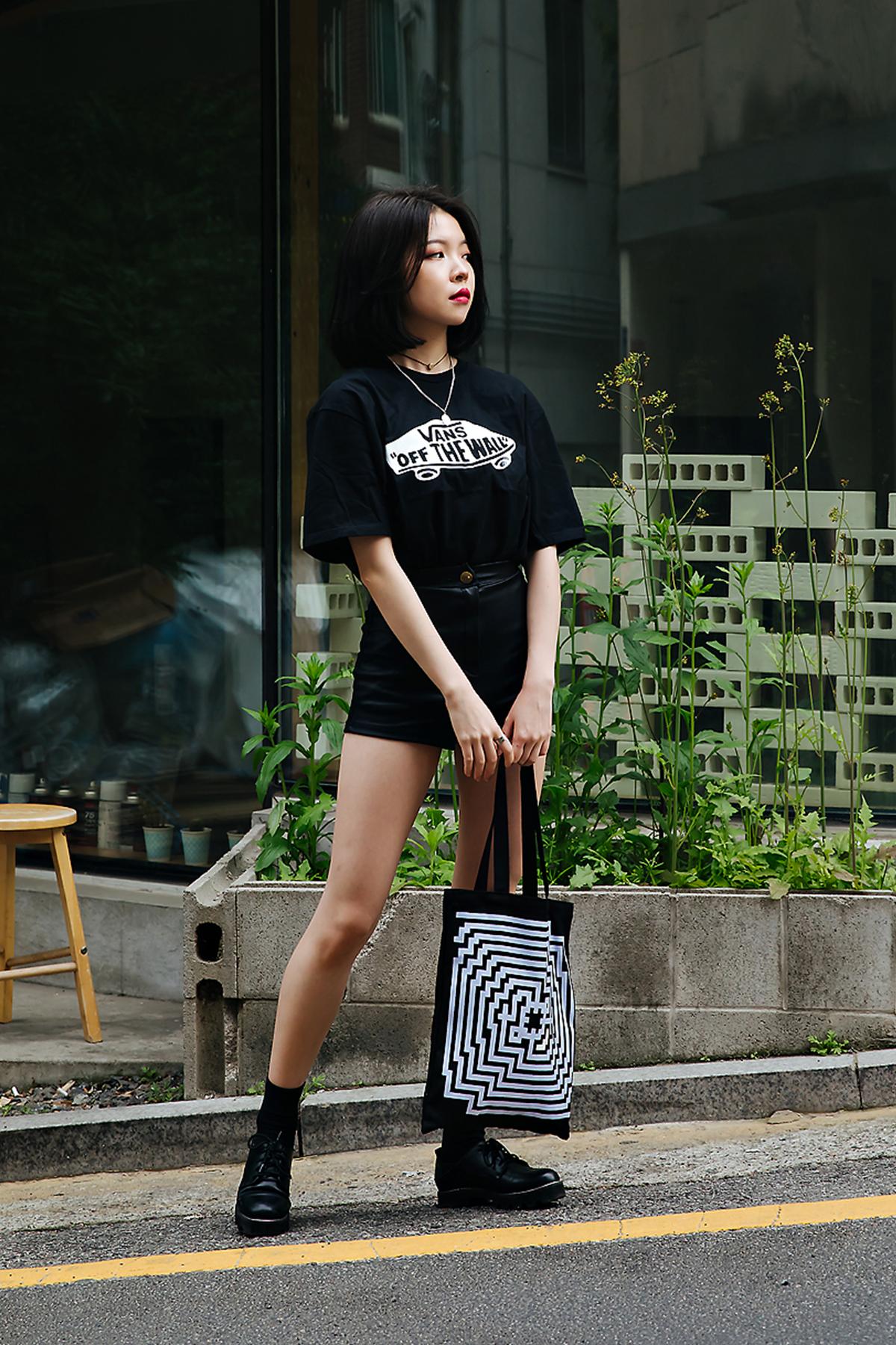 Shin Sohyun, Street style women spring 2018 in seoul
