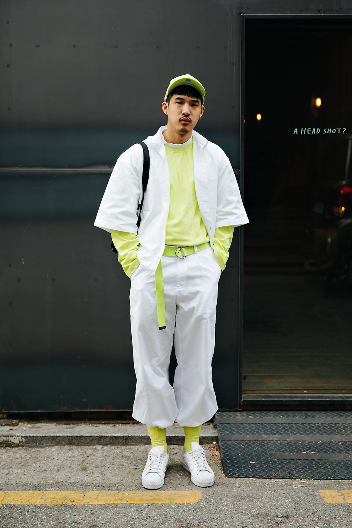 Worachai, Street style men spring 2018 inseoul