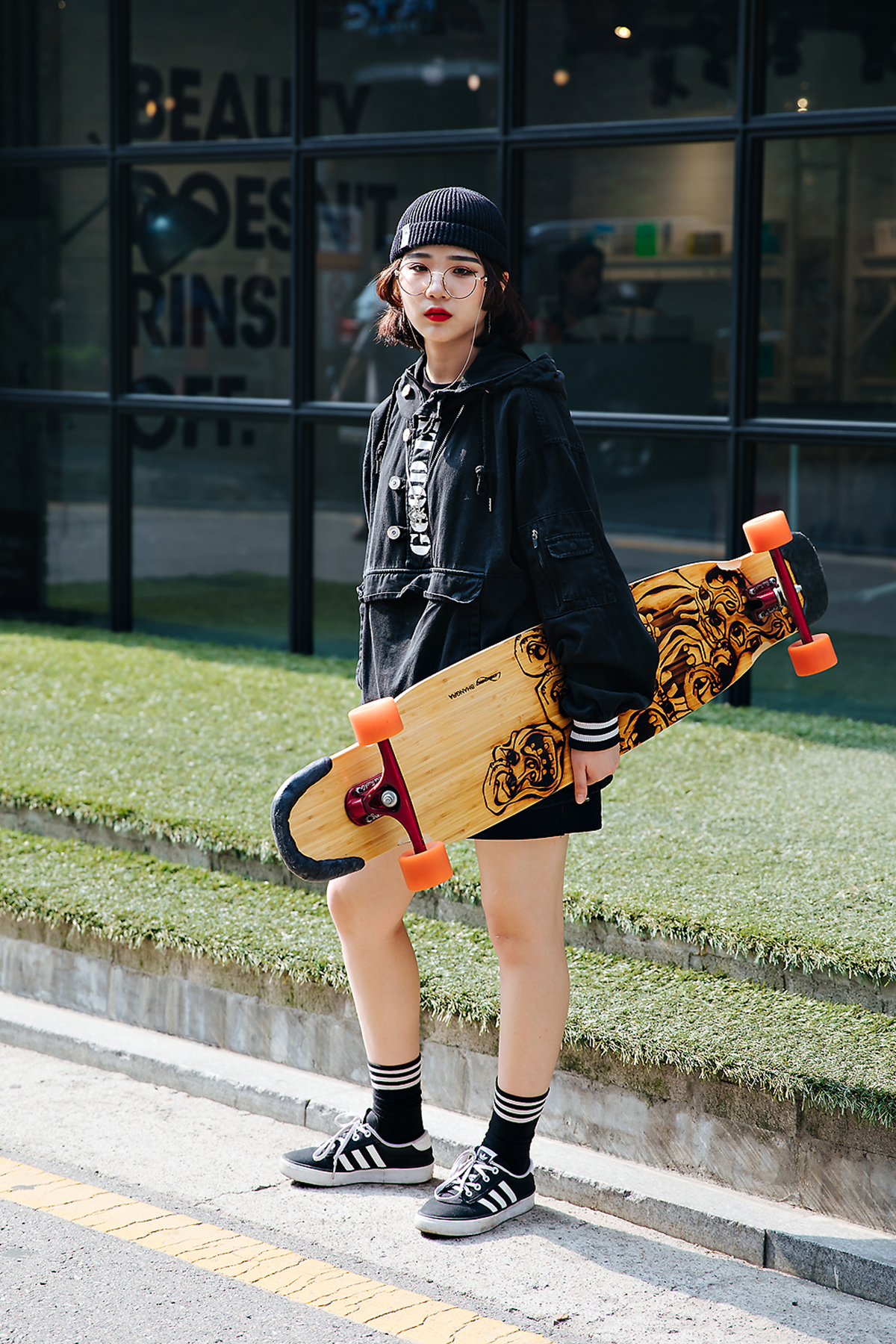 Yoon Nayoung, Street style women spring 2018 in seoul