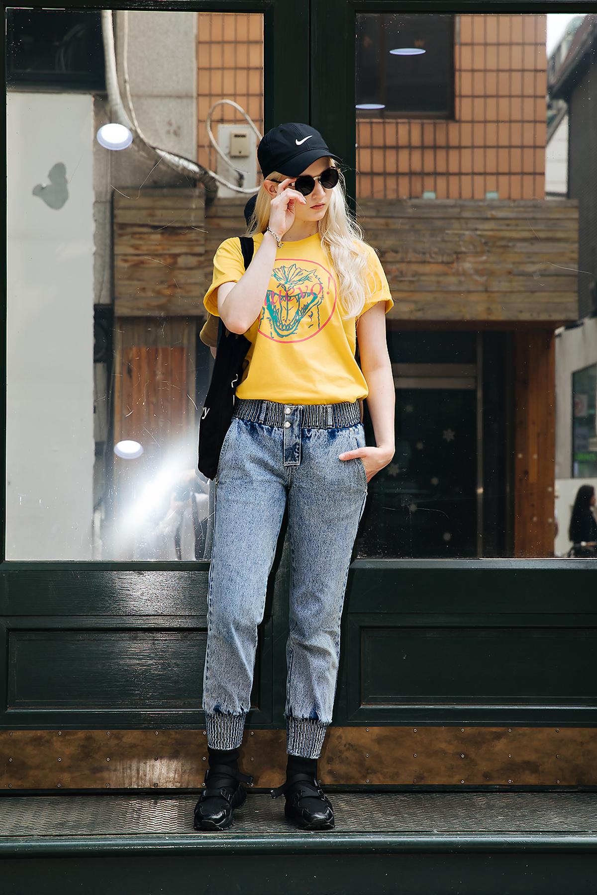 Rachel, Street style women spring 2018 in seoul