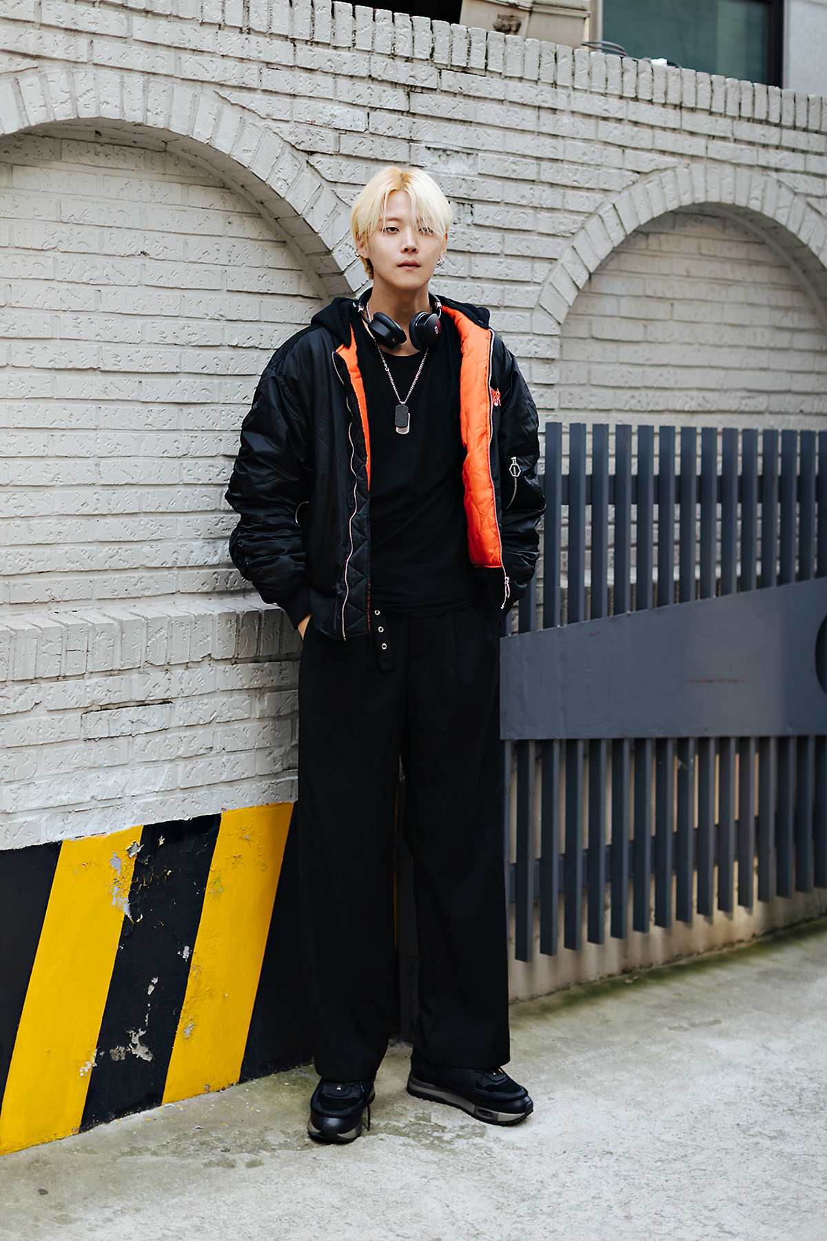 Men fall street style fourth week of october 2018 in seoul1