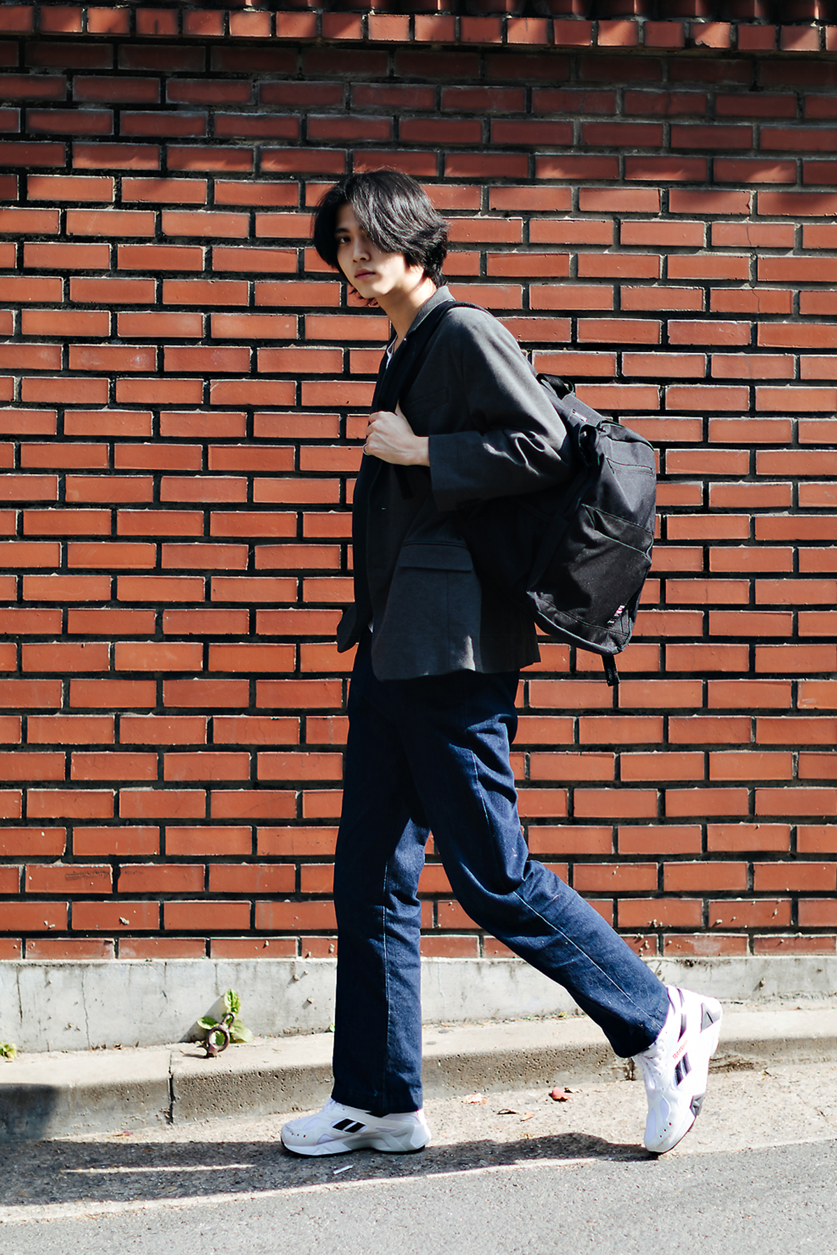 Men fall street style fourth week of october 2018 in seoul5