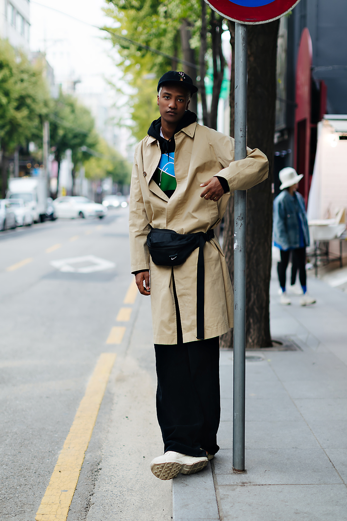 Men fall street style fourth week of october 2018 in seoul6