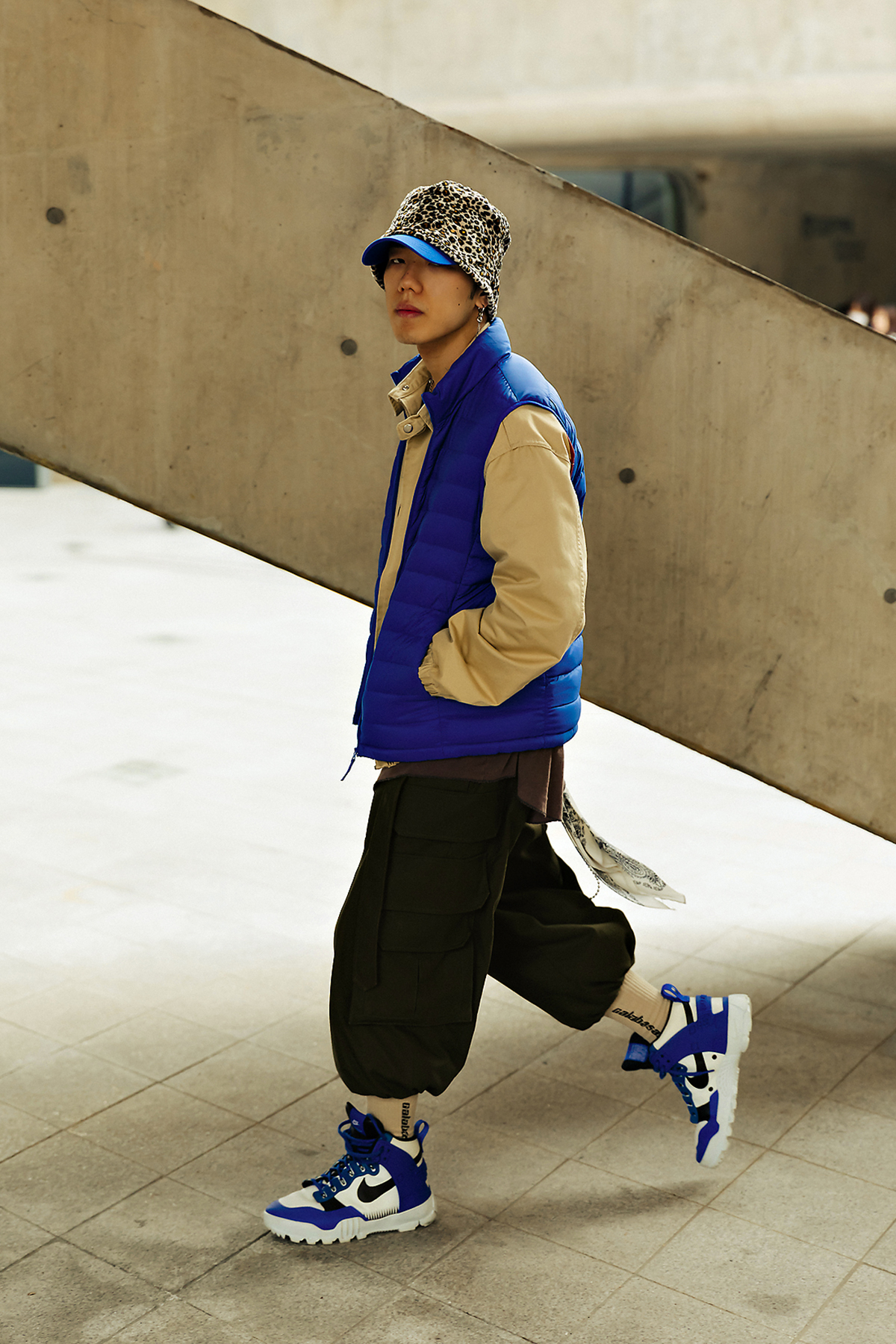 MUSINSA STANDARD LIGHT DOWN Menswear Hera Seoul Fashionweek 2019 SS6