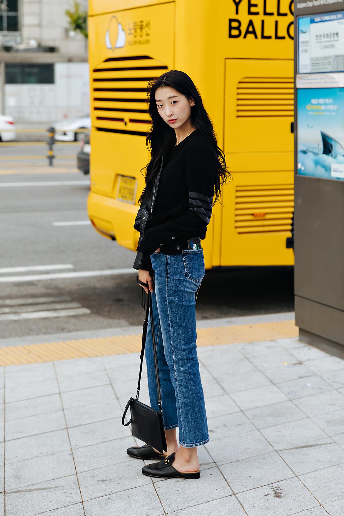 SEOUL FASHION WEEK STREETWEAR WOMENS 2019SS 1