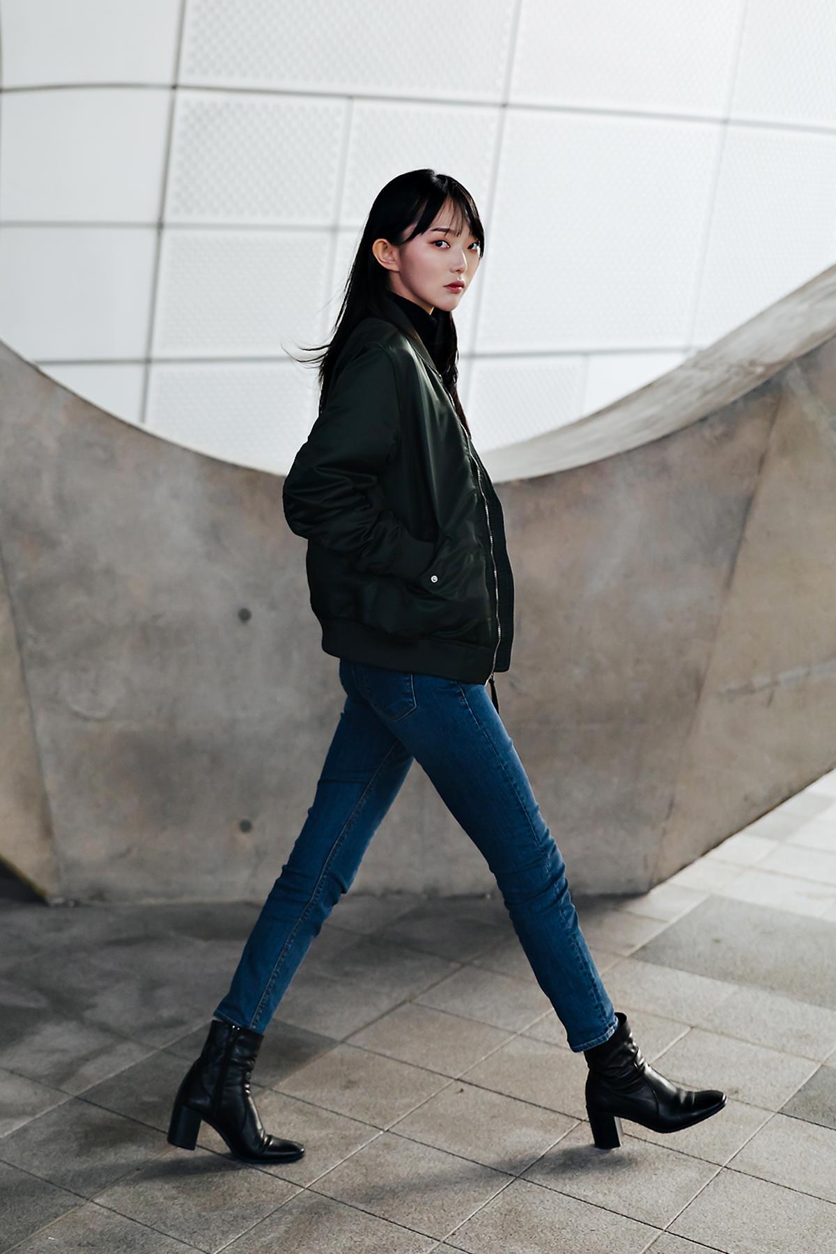 SEOUL FASHION WEEK STREETWEAR WOMENS 2019SS 16