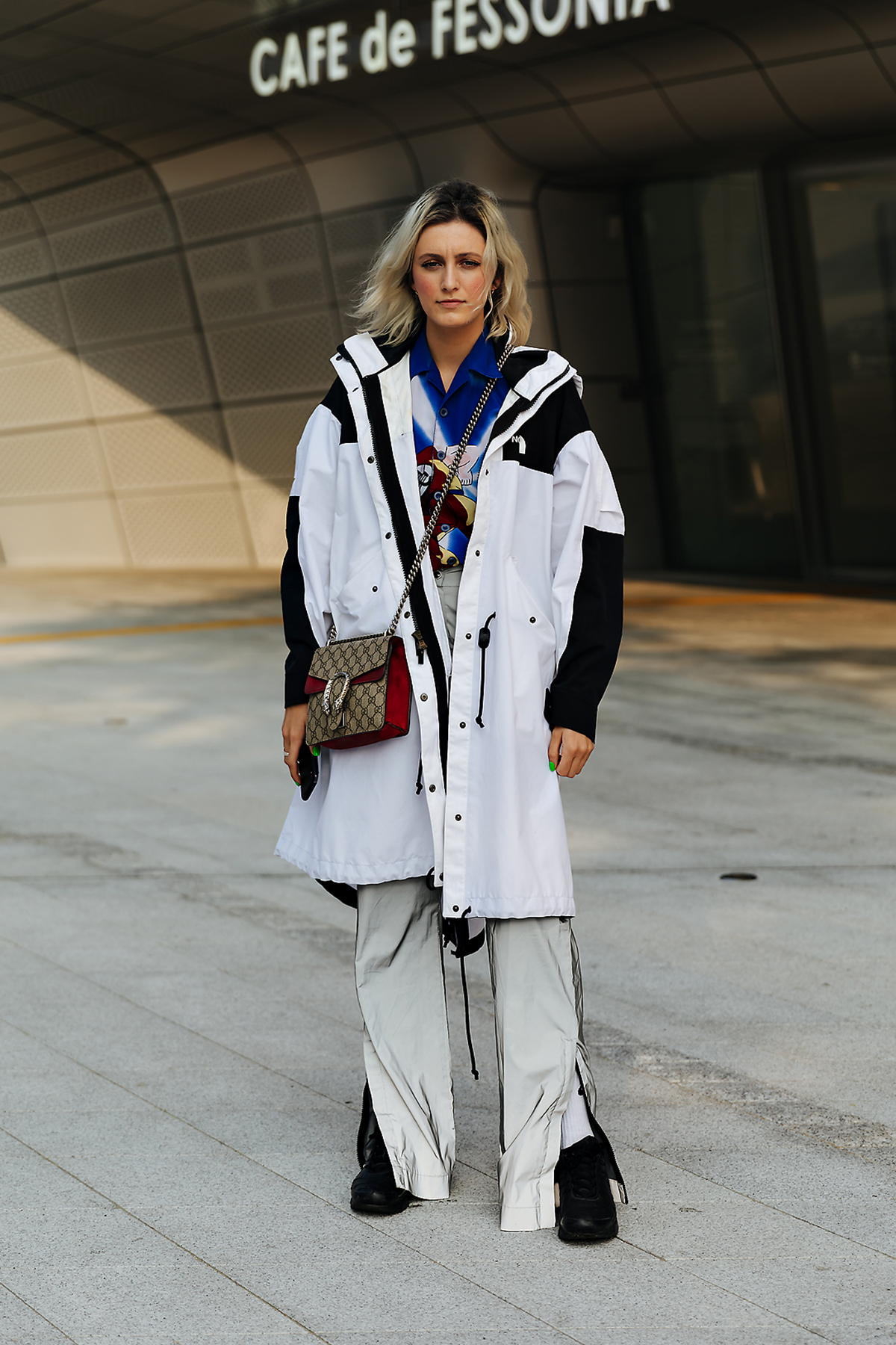 SEOUL FASHION WEEK STREETWEAR WOMENS 2019SS Day -1