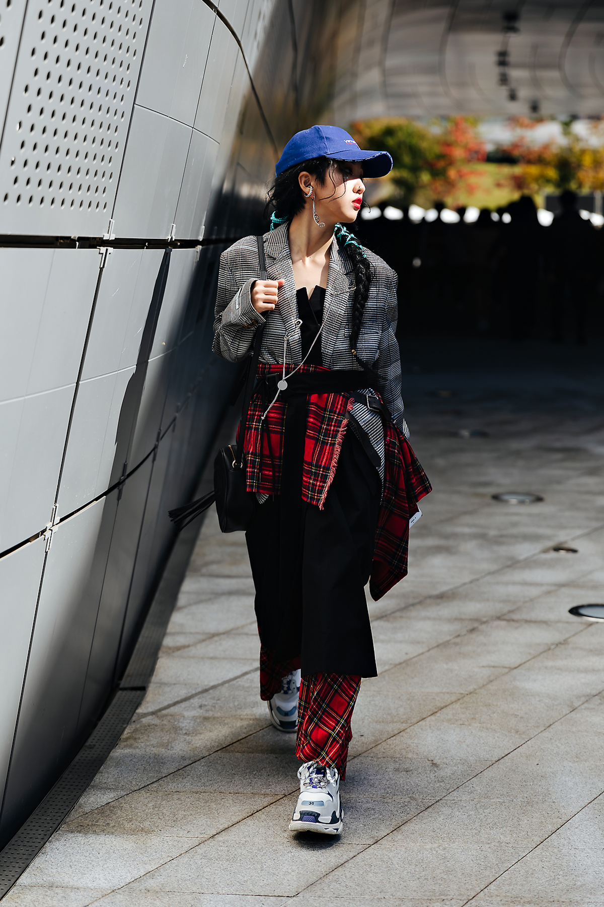 SEOUL FASHION WEEK STREETWEAR WOMENS 2019SS 4Day