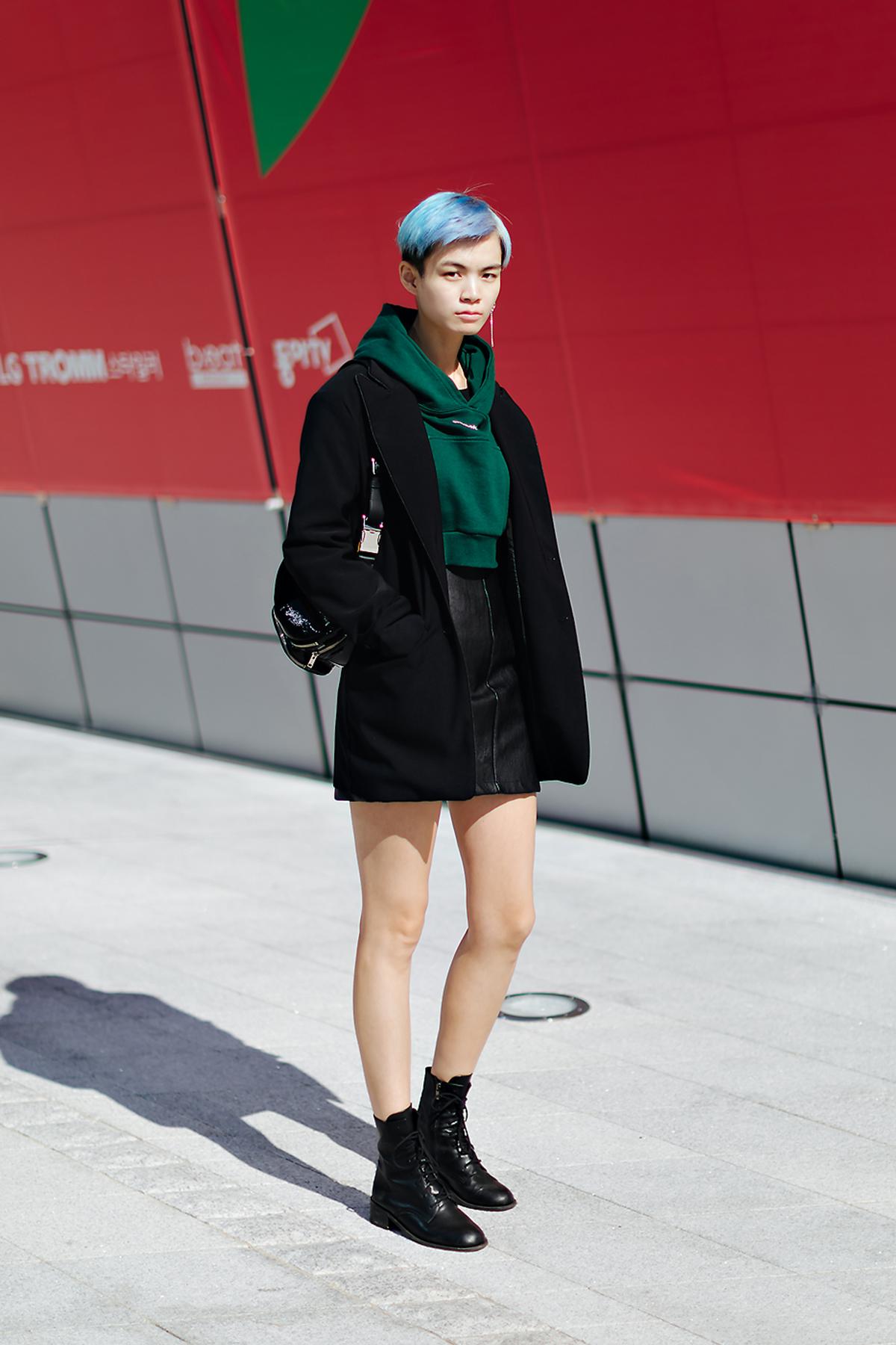 SEOUL FASHION WEEK STREETWEAR WOMENS 2019SS 5Day 1