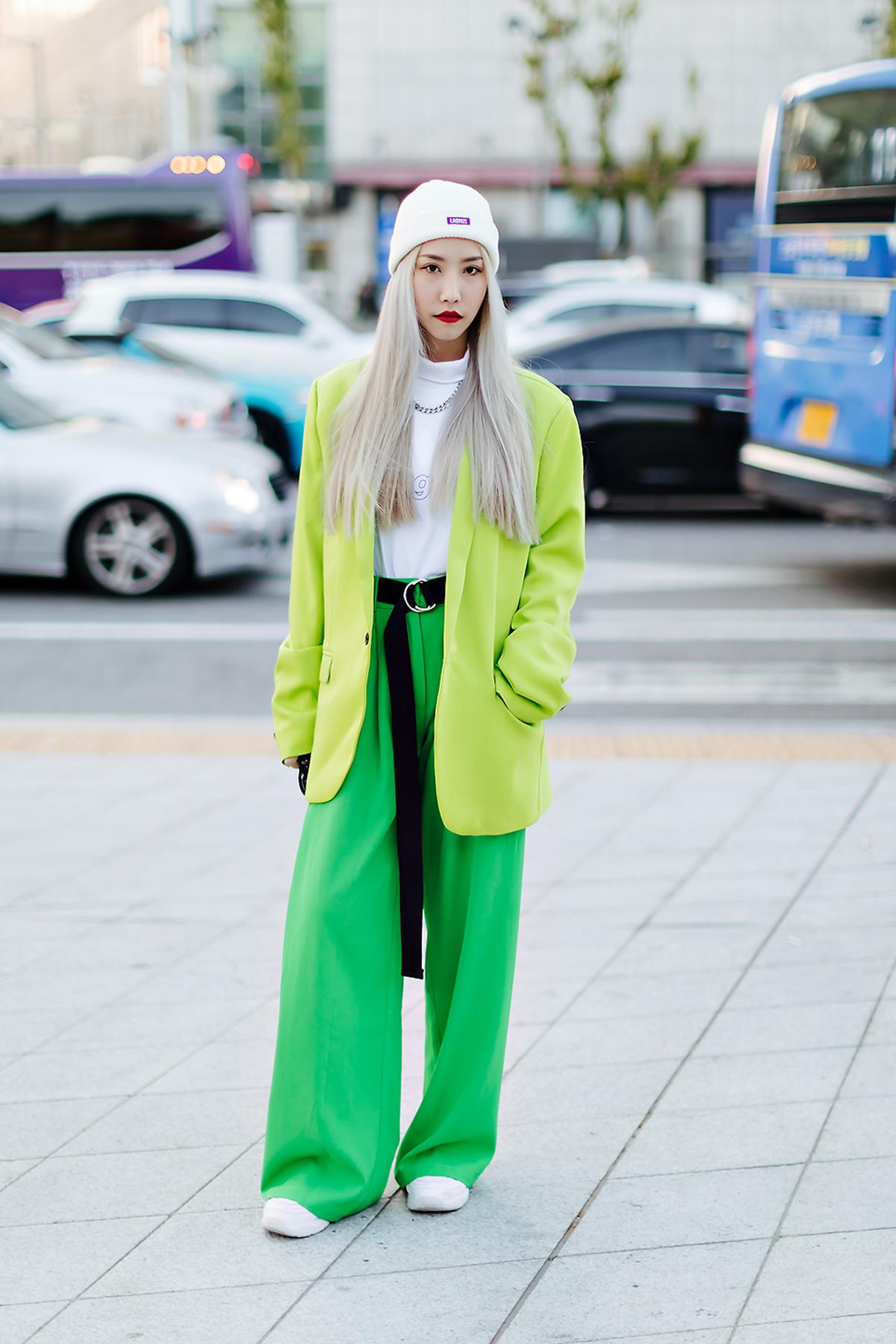 SEOUL FASHION WEEK STREETWEAR WOMENS 2019SS 5Day 10