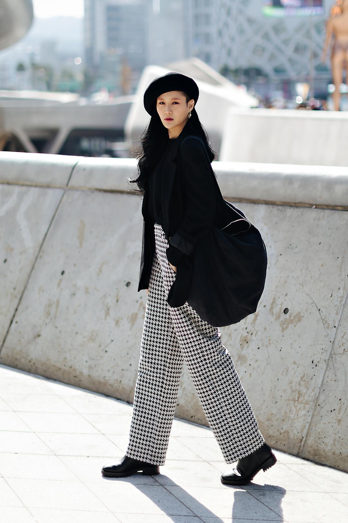 SEOUL FASHION WEEK STREETWEAR WOMENS 2019SS 5Day 2