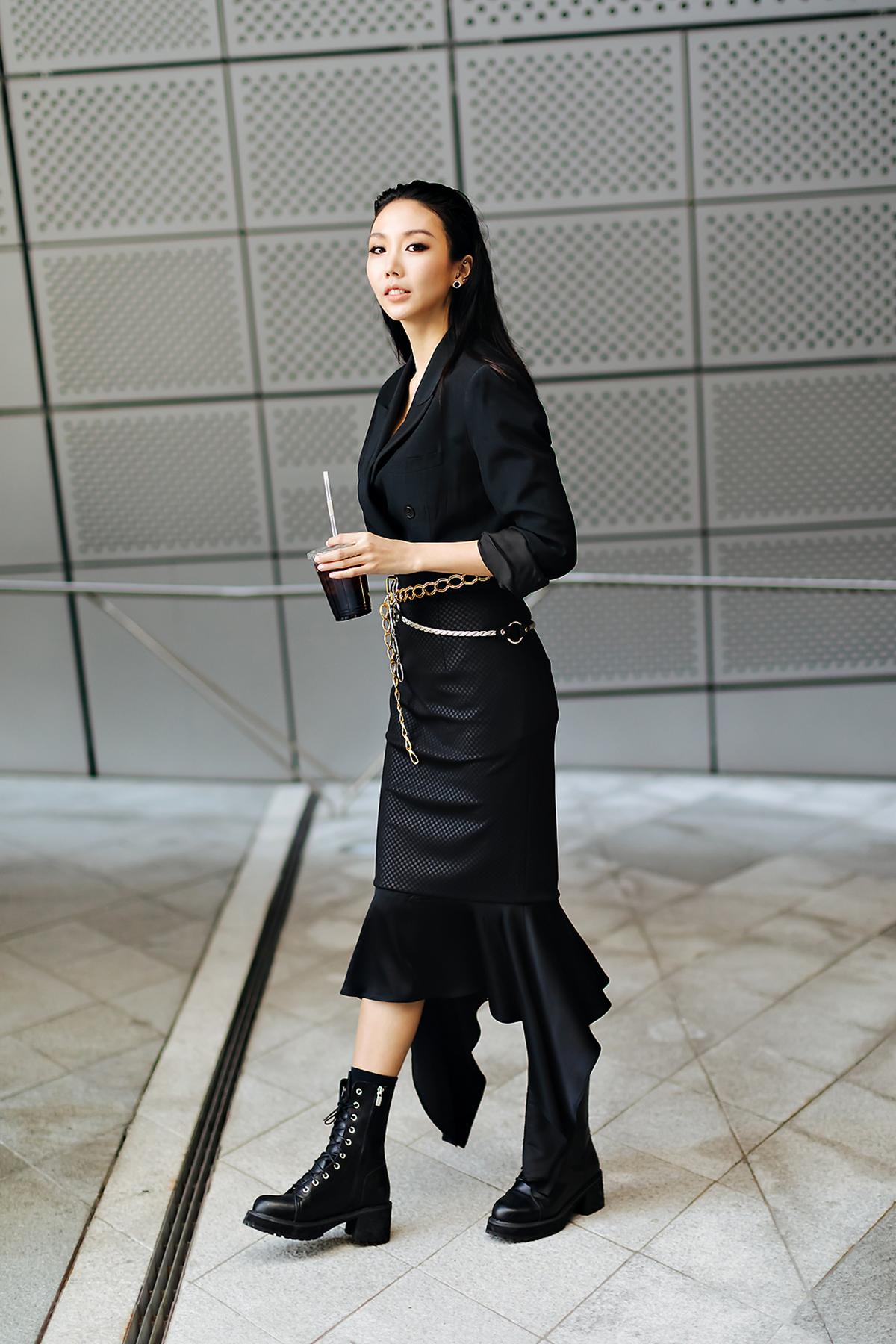 SEOUL FASHION WEEK STREETWEAR WOMENS 2019SS 5Day 3