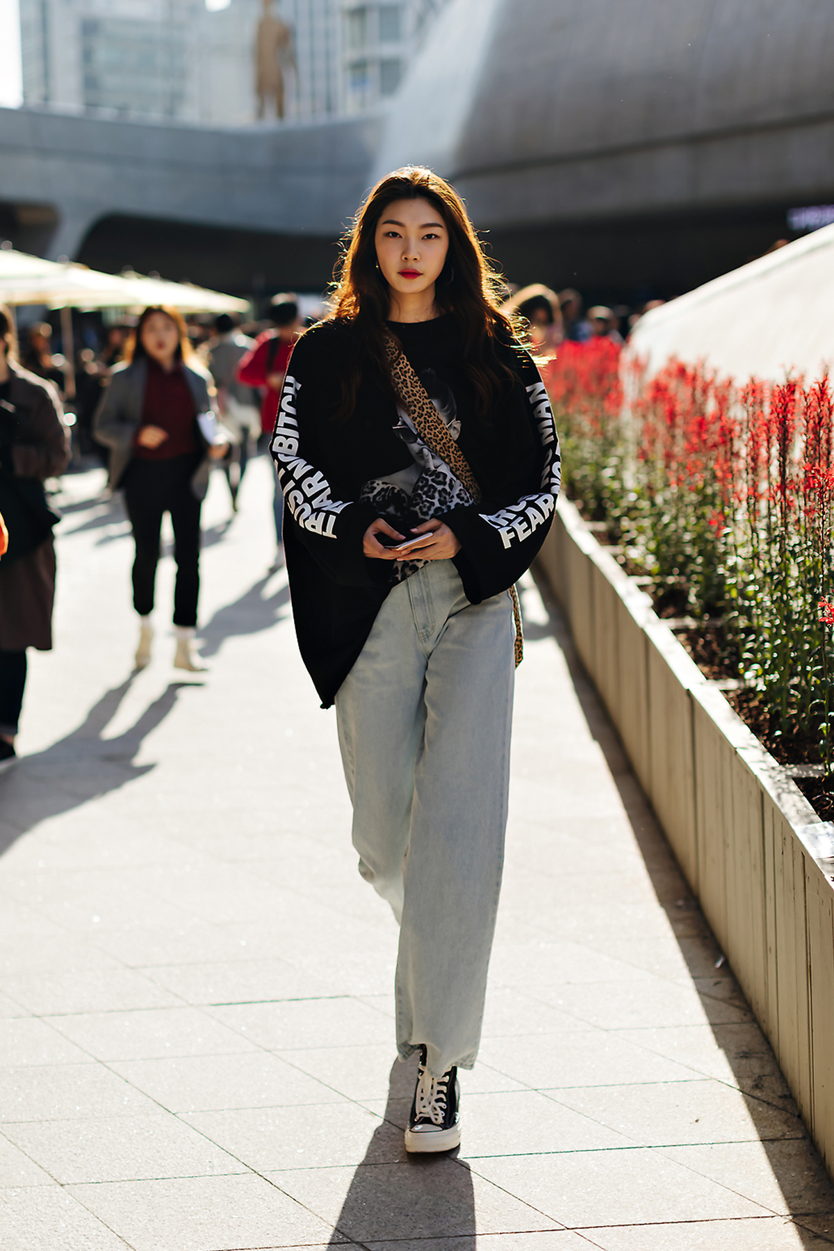 SEOUL FASHION WEEK STREETWEAR WOMENS 2019SS 5Day
