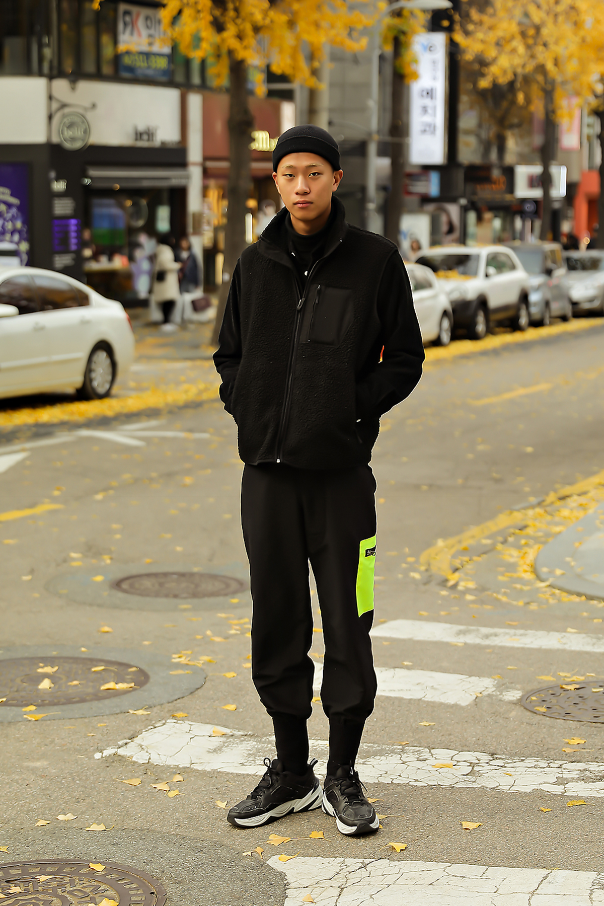 Men winter street style the second week of november 2018 inseoul