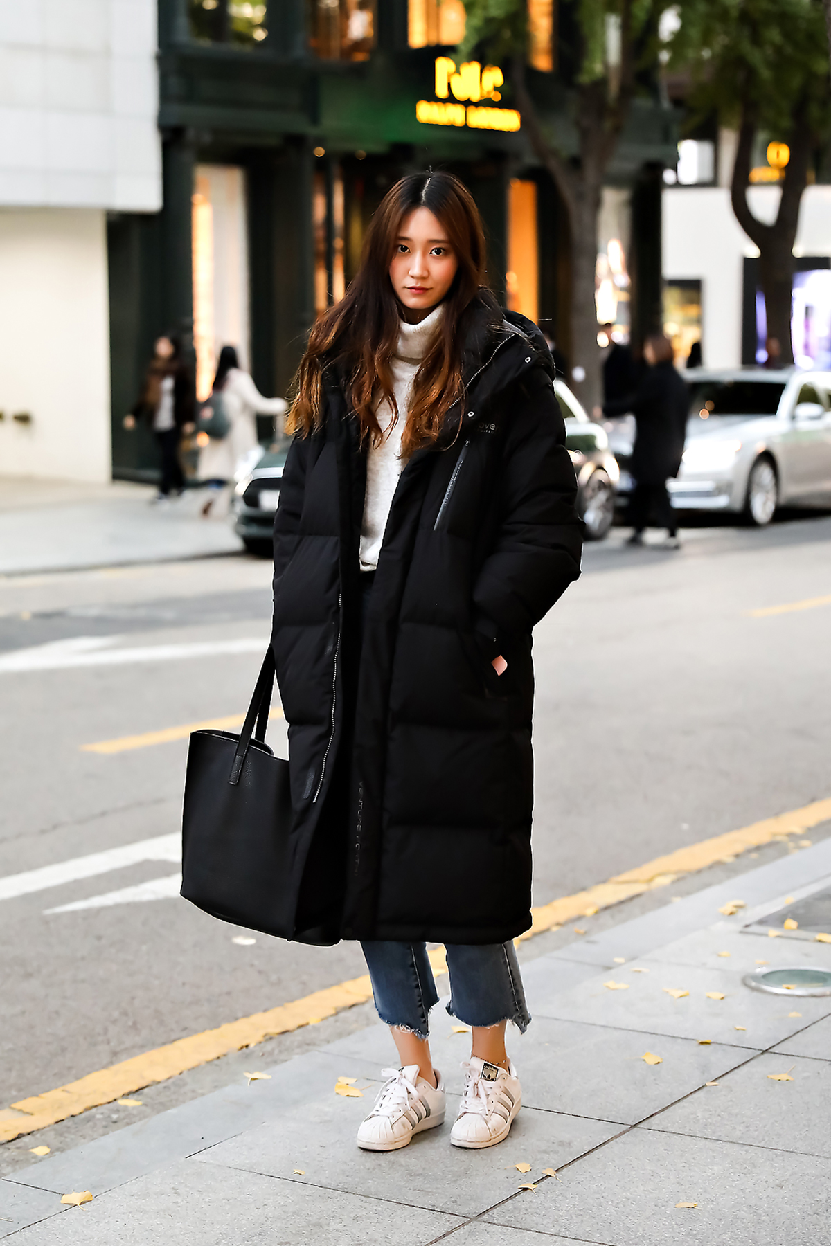 Women fall street style last week of october 2018 inseoul 12