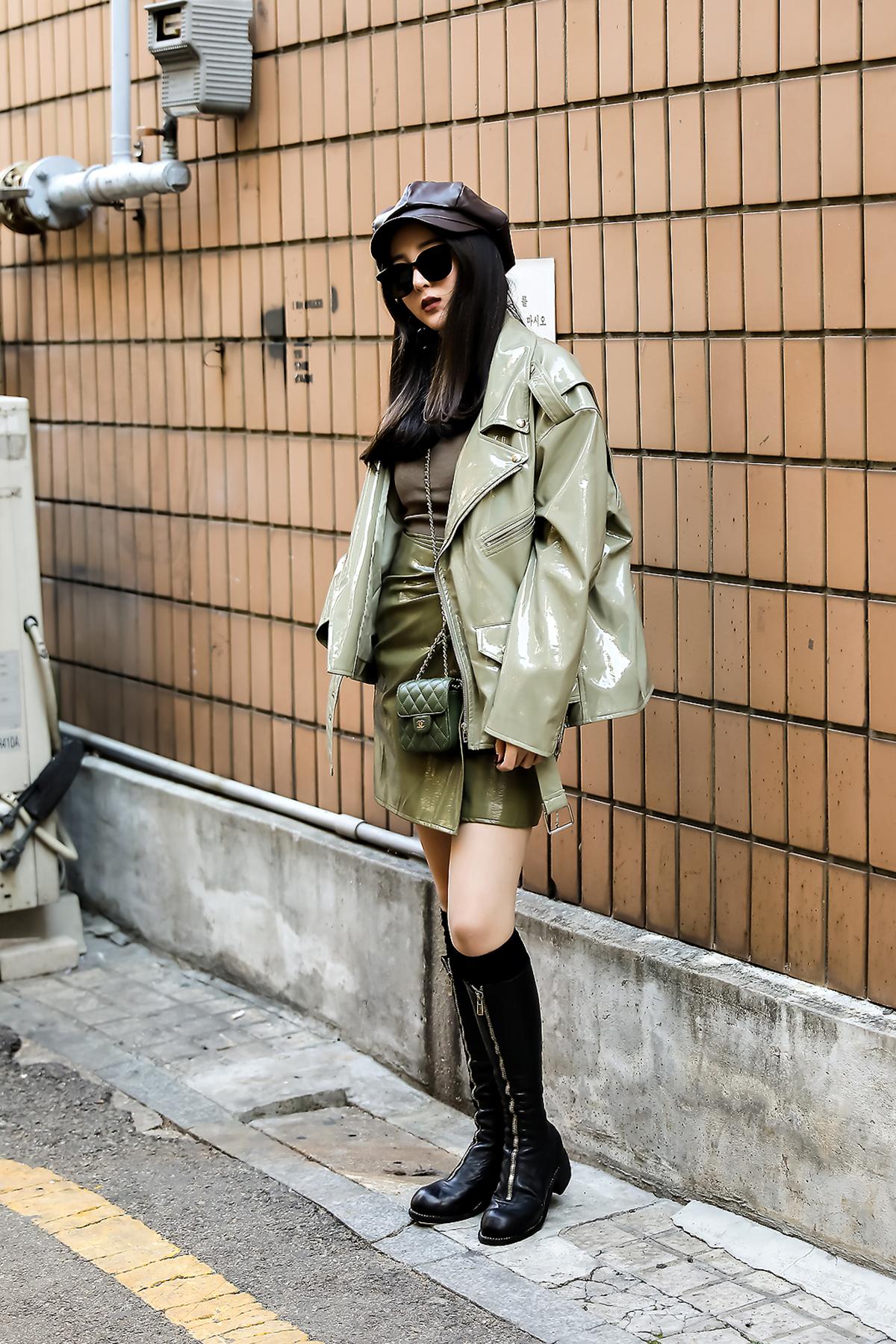Women fall street style last week of october 2018 inseoul 13