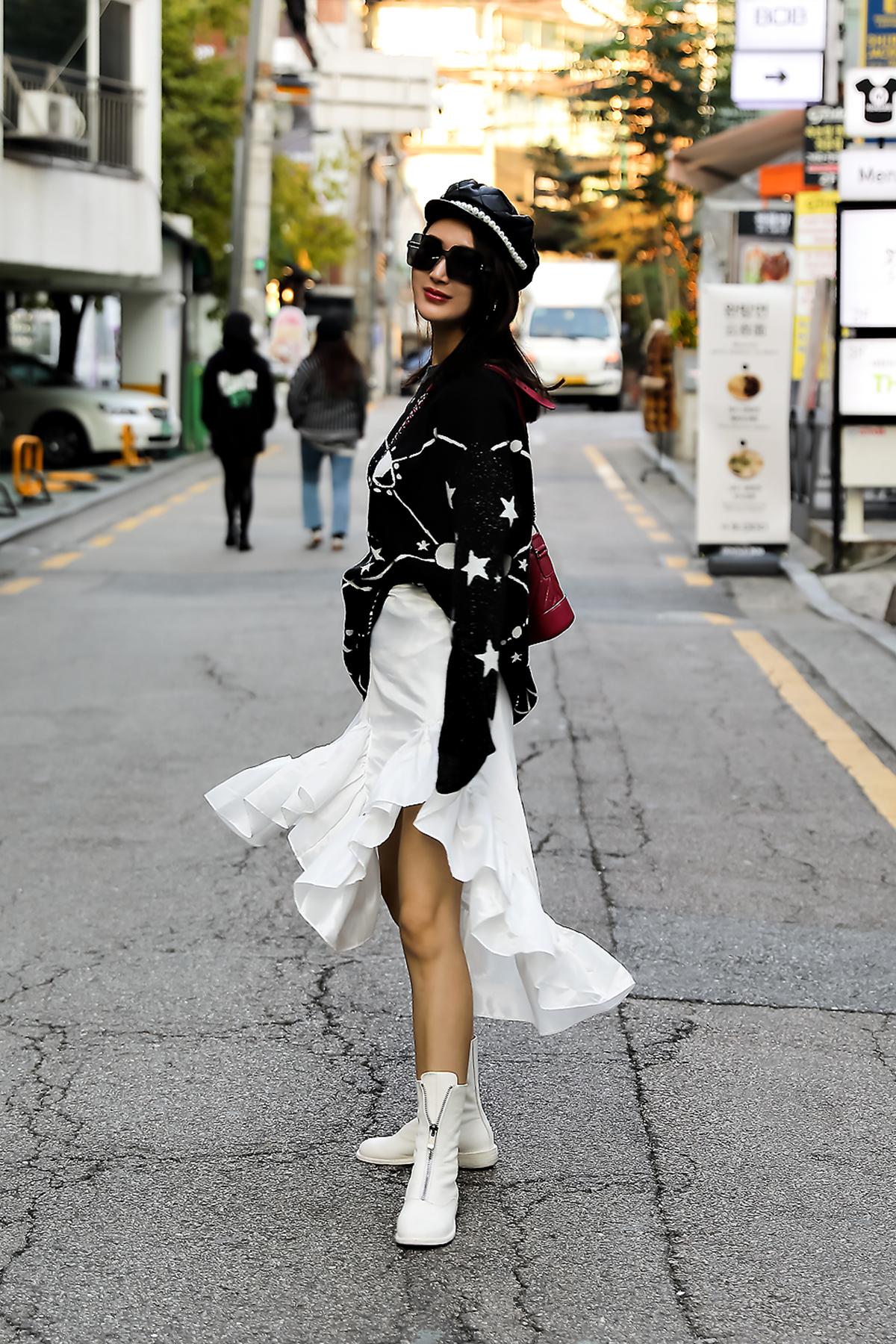 Women fall street style last week of october 2018 inseoul 17