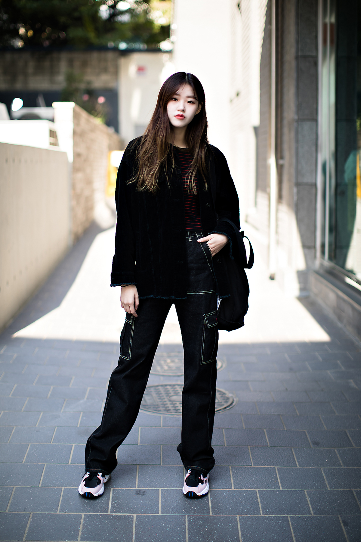 Women fall street style last week of october 2018 inseoul 19