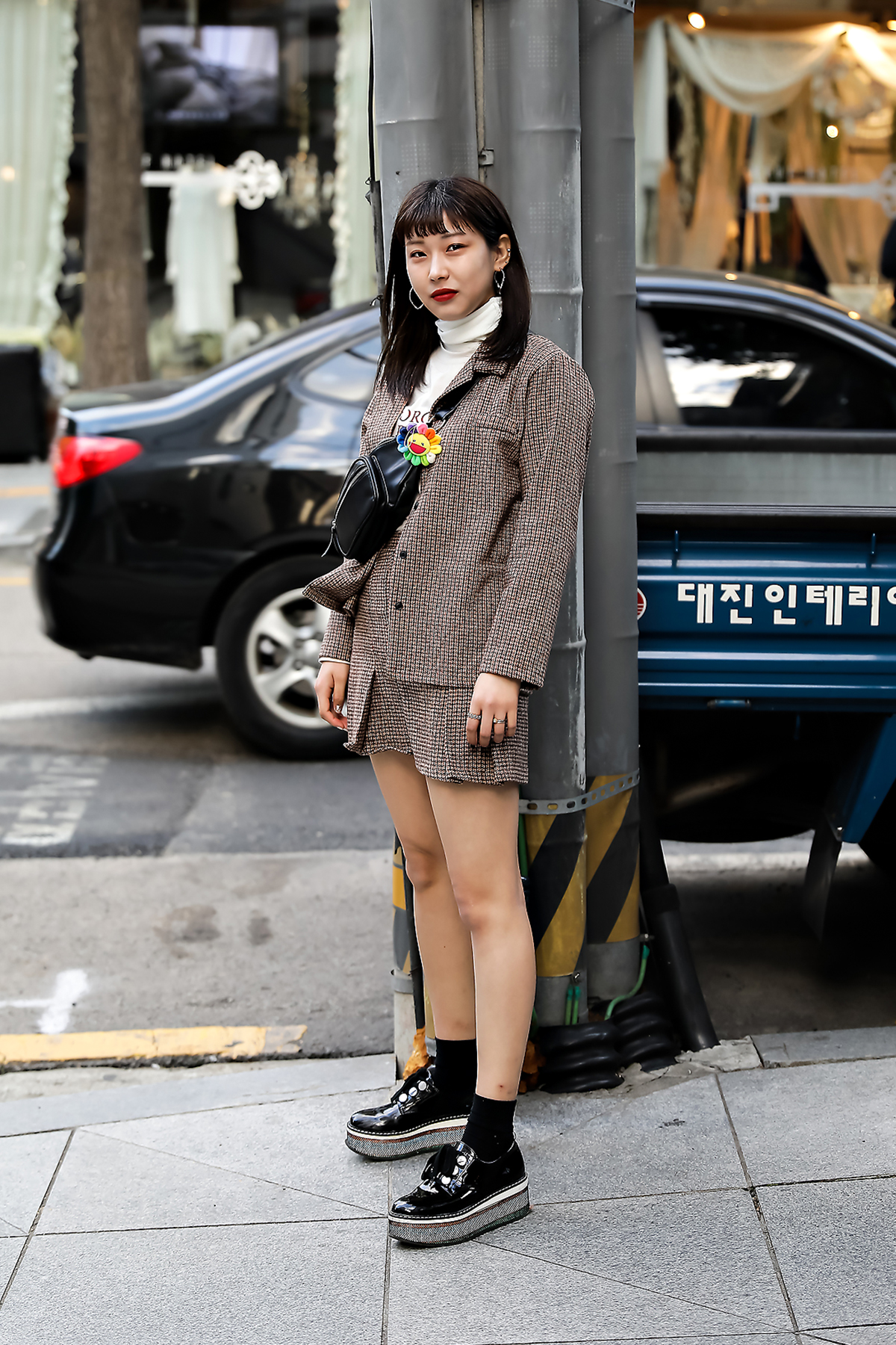 Women fall street style last week of october 2018 inseoul 4