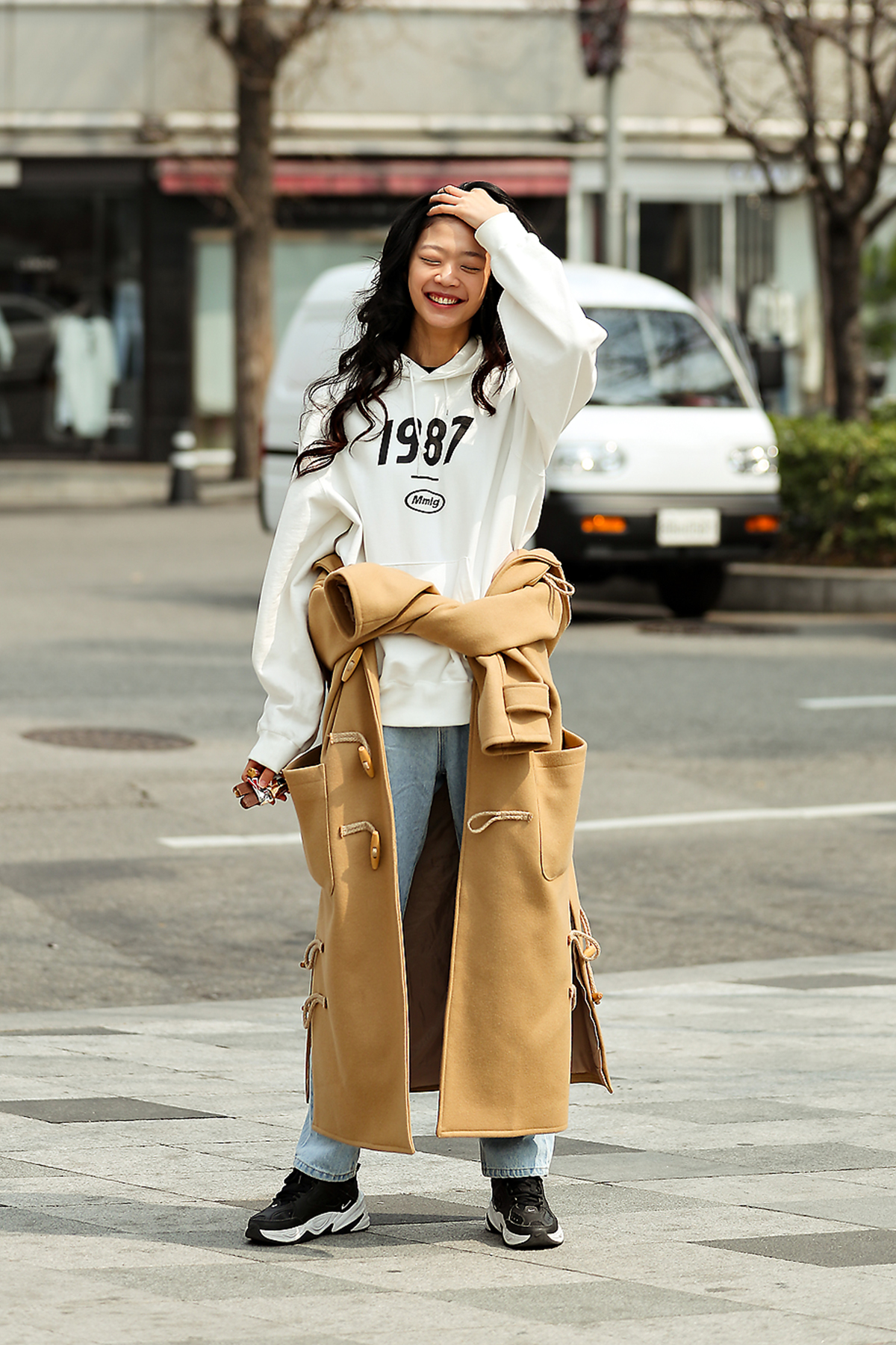 SEOUL FASHION WEEK STREETWEAR WOMENS 2019FW D-1