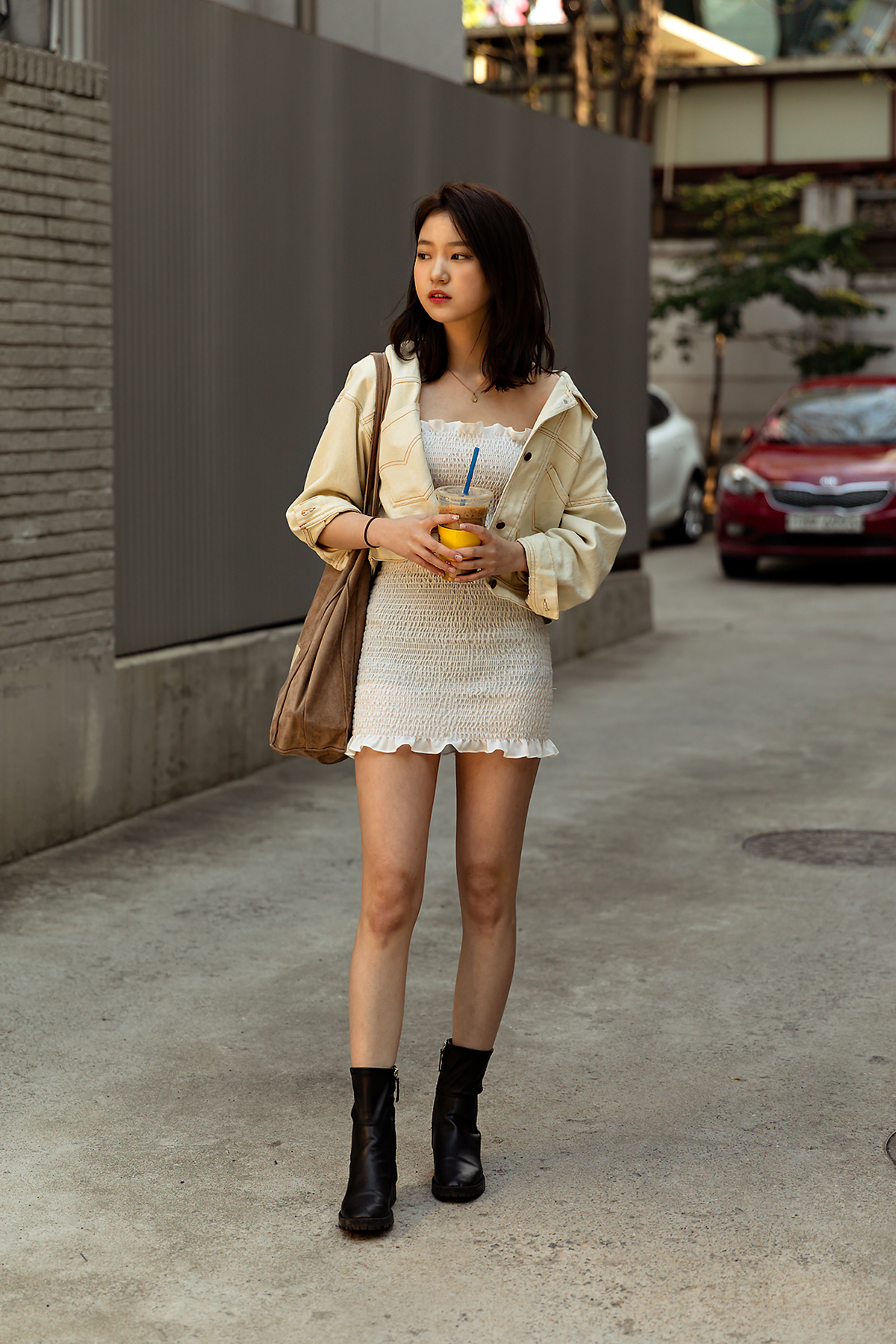 Spring of April 2019 Seoul Women's Street Style
