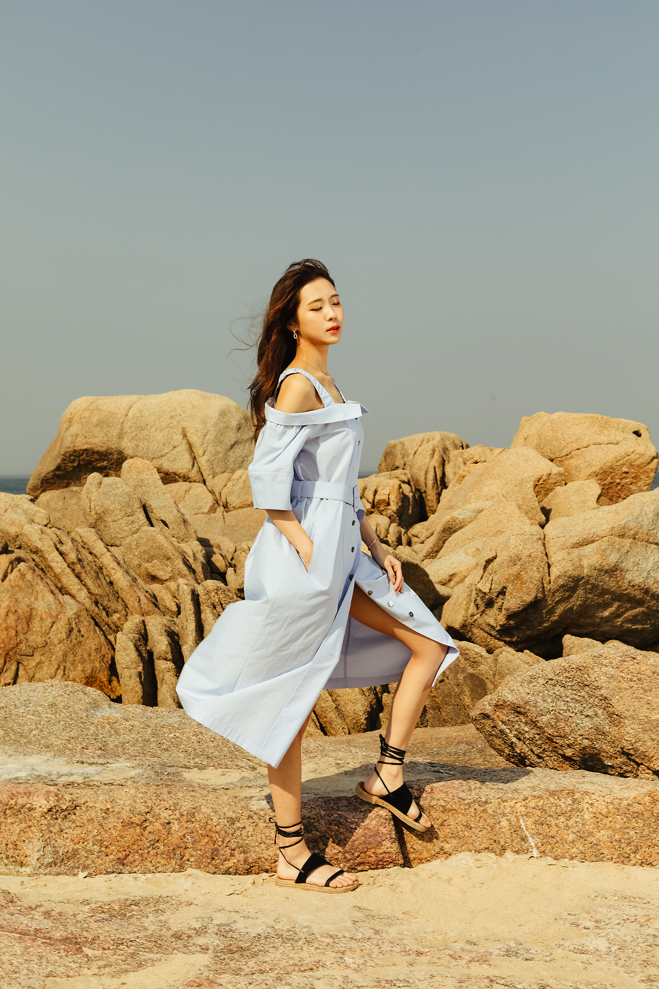 A leisurely summer vacation Editorial