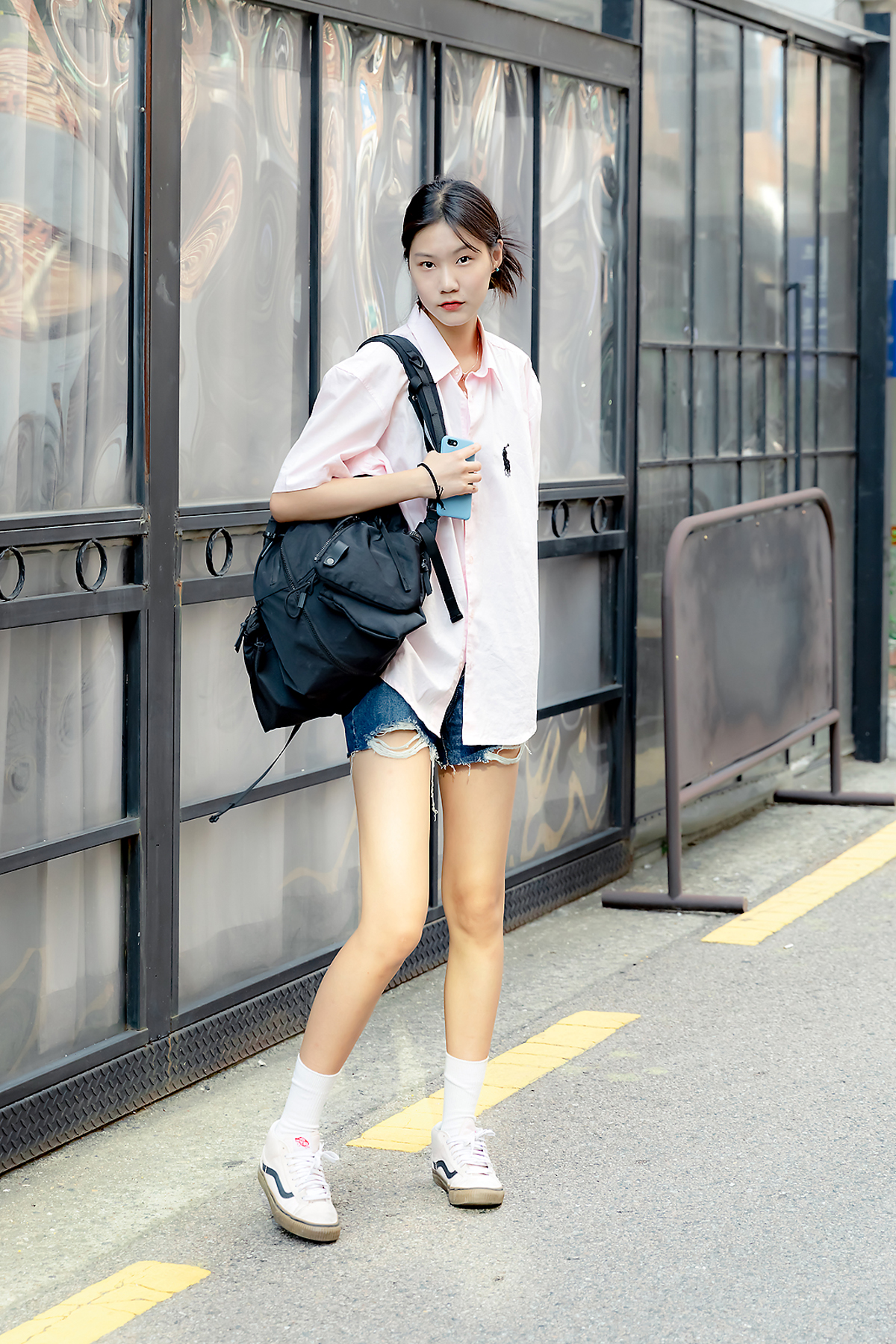 August 2019 Summer Seoul Women's Street Style
