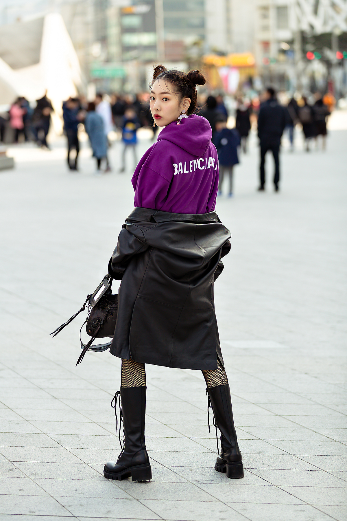 SEOUL FASHION WEEK STREETWEAR WOMENS 2019FW D-3